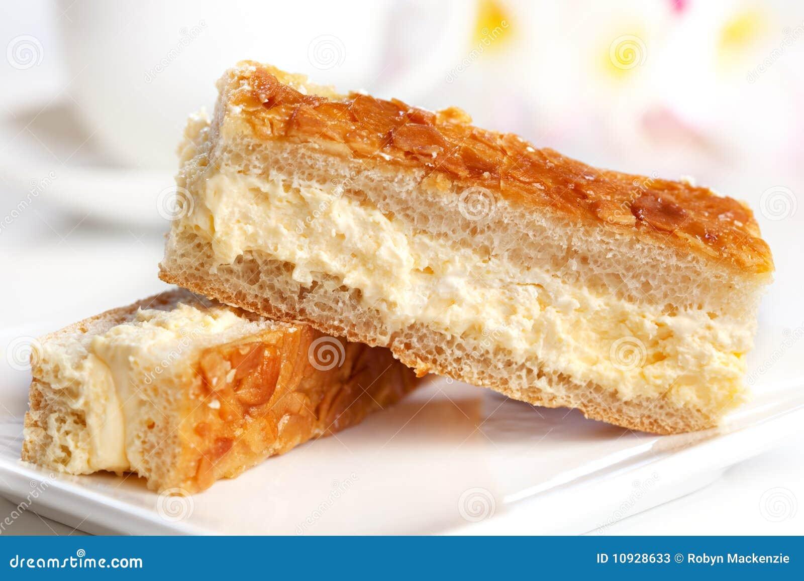 торт миндалины