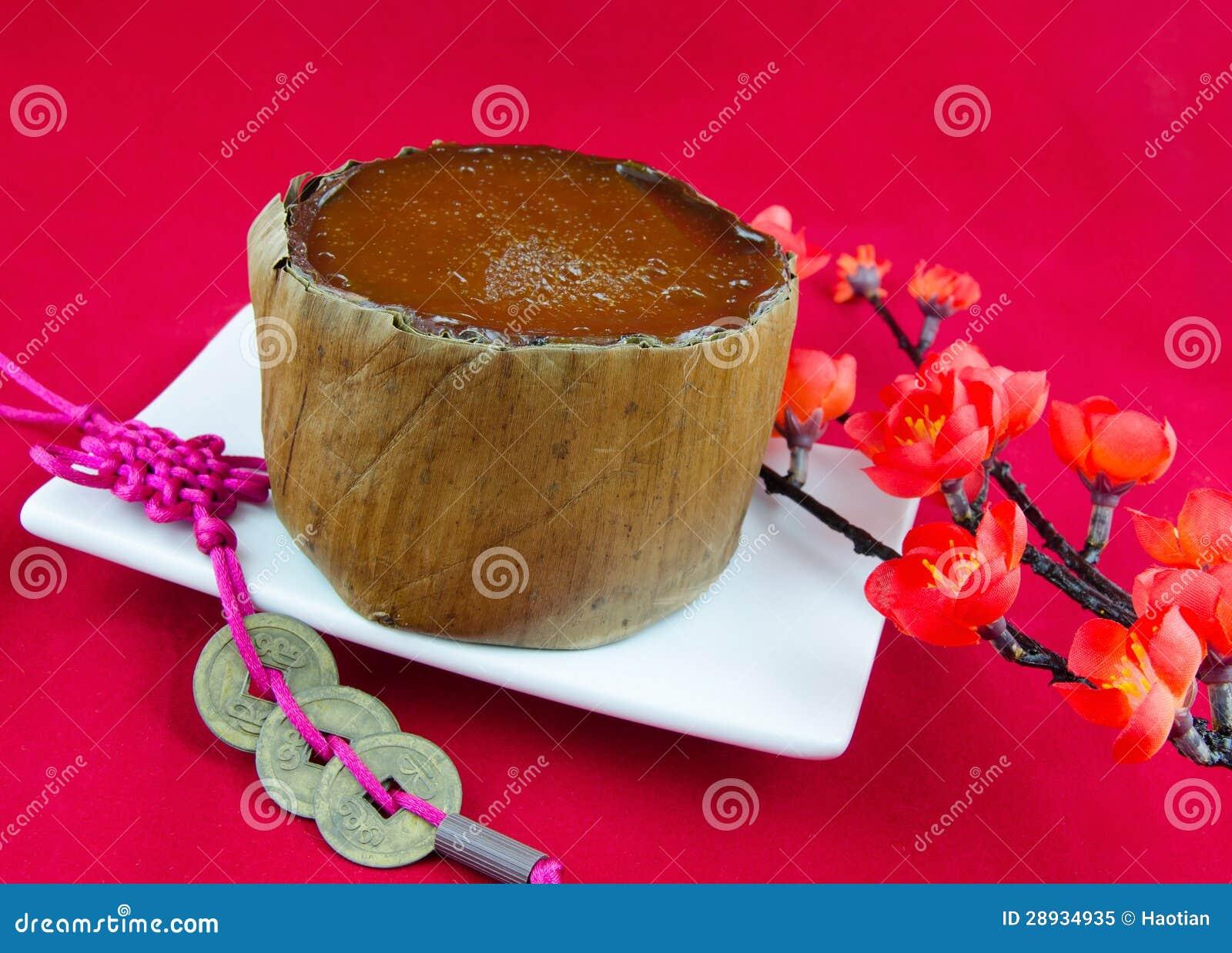 Торт Новый Год традиционного китайския