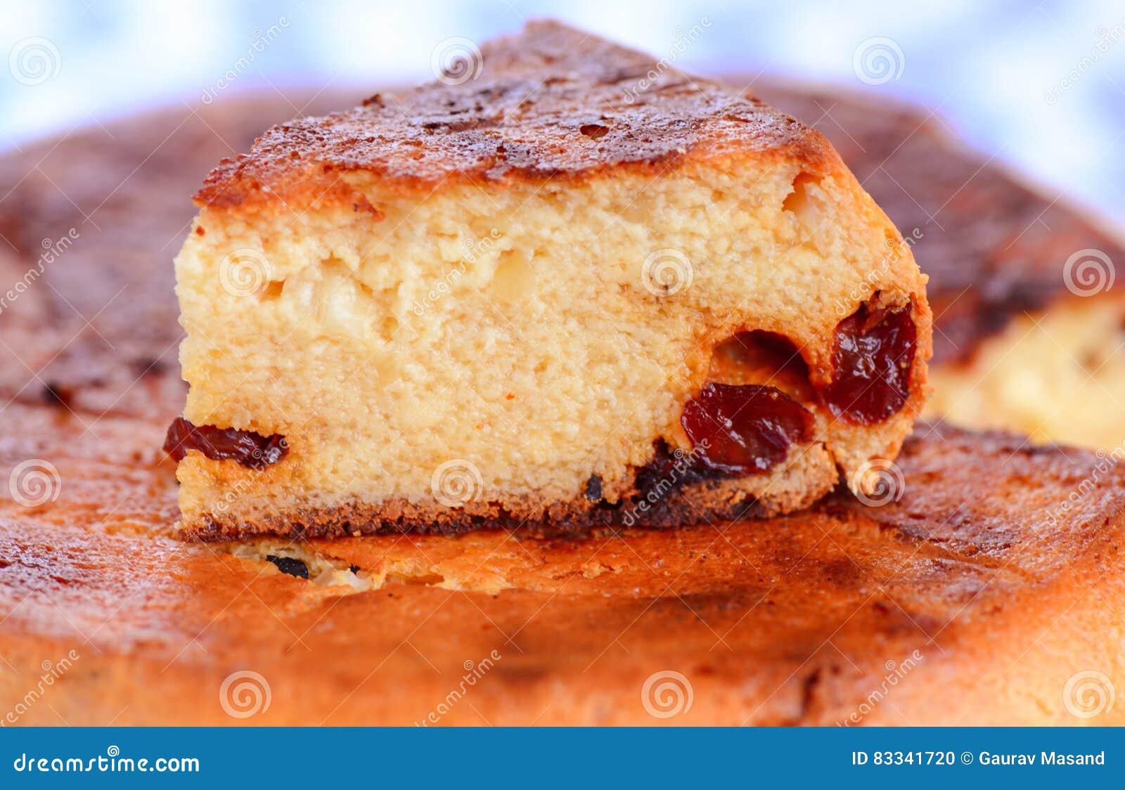 торт домодельный
