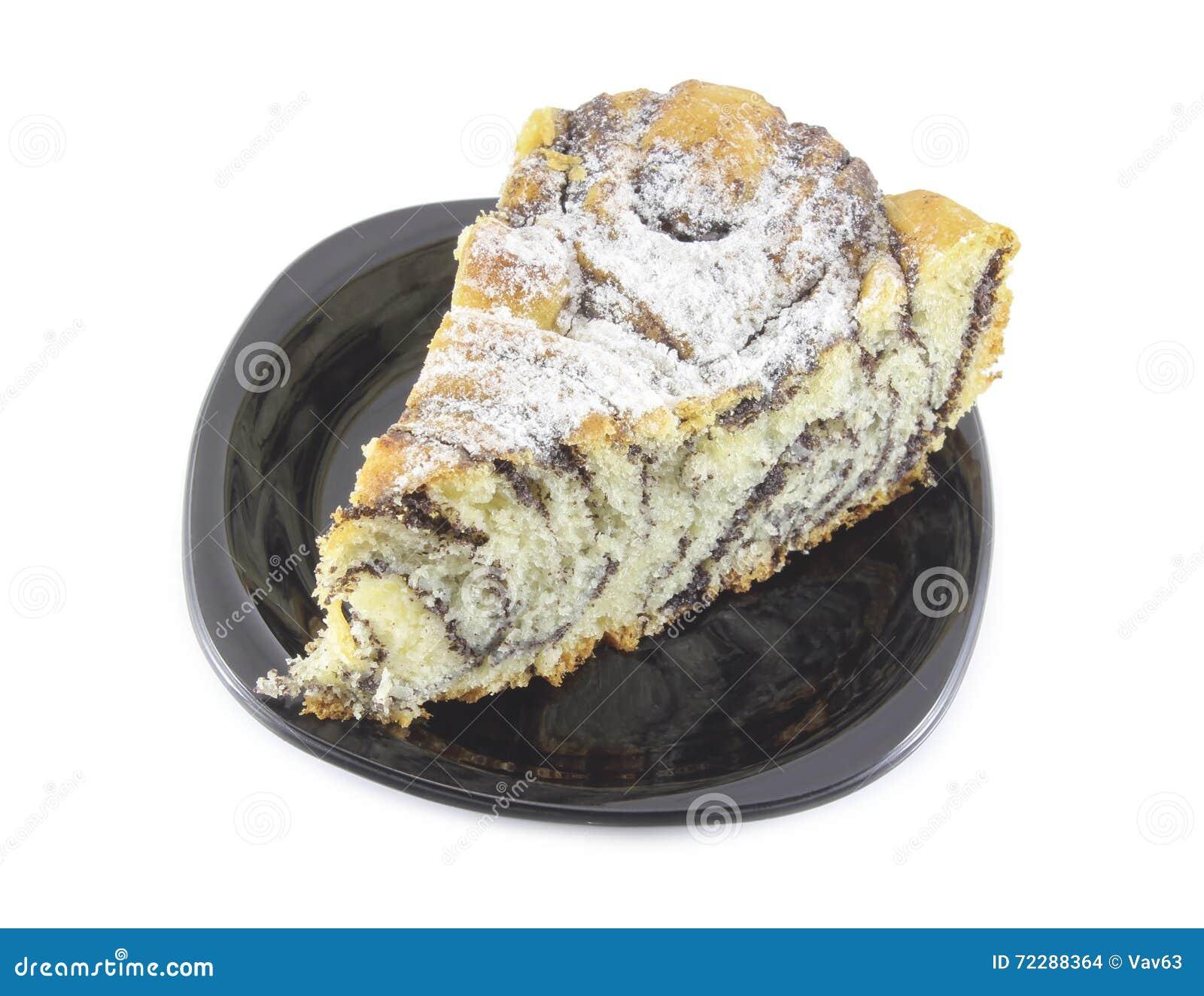 Download Торт с маковыми семененами стоковое фото. изображение насчитывающей замороженность - 72288364
