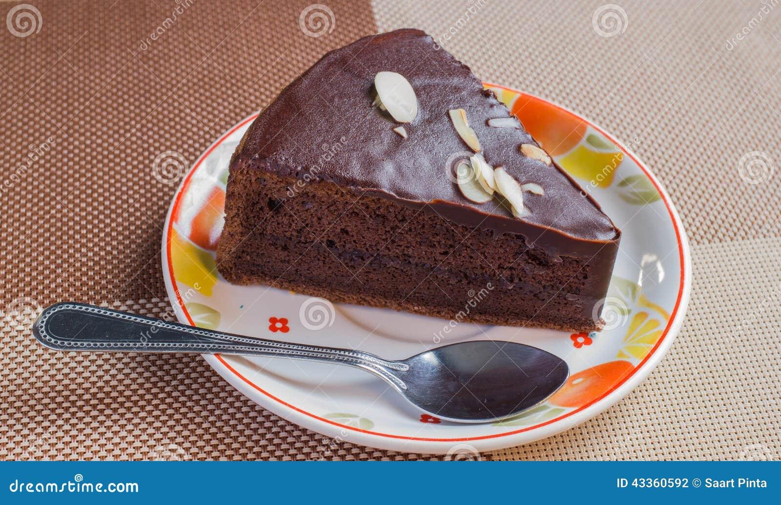 Торт шоколада