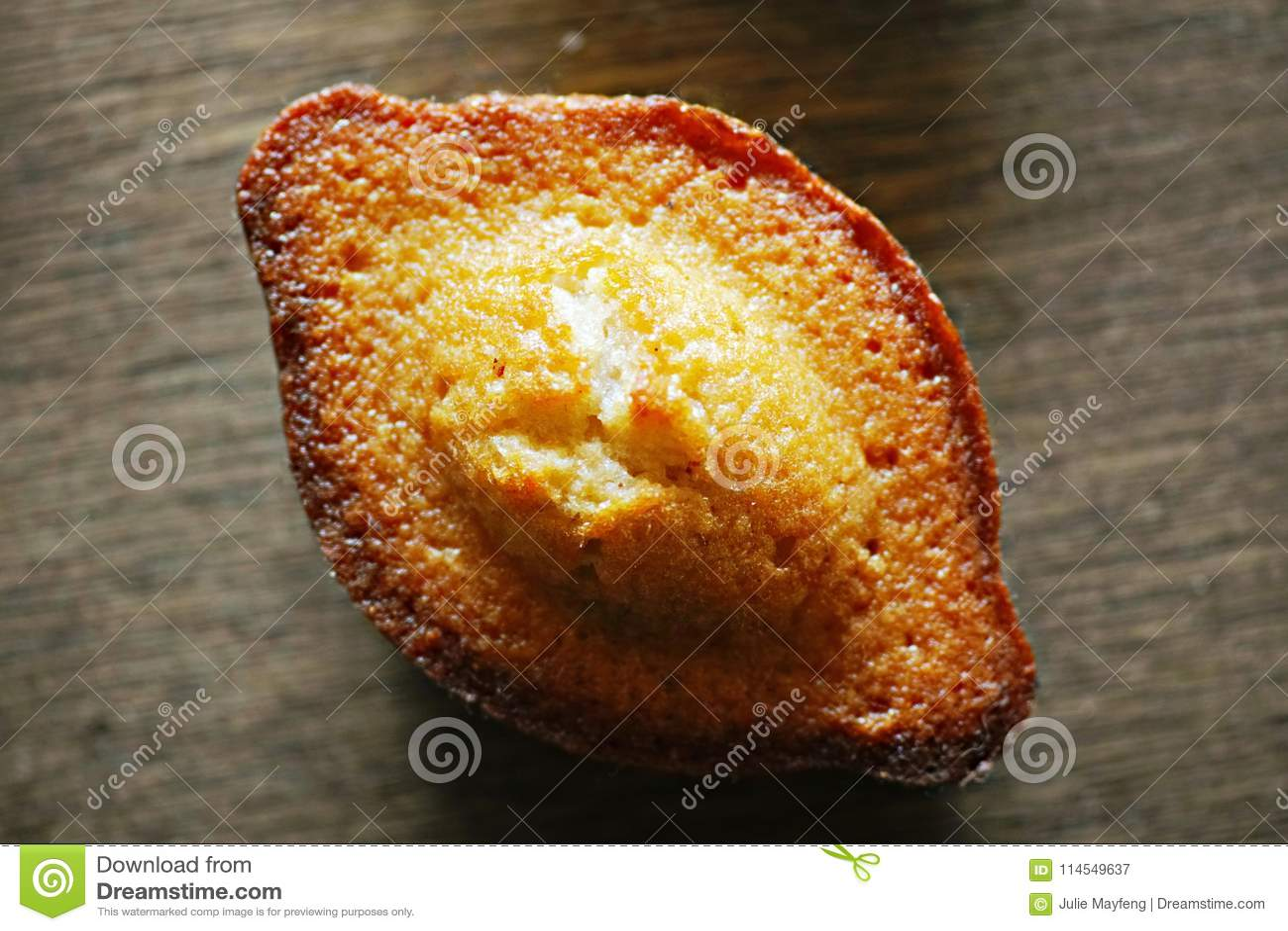 Торт madeleine