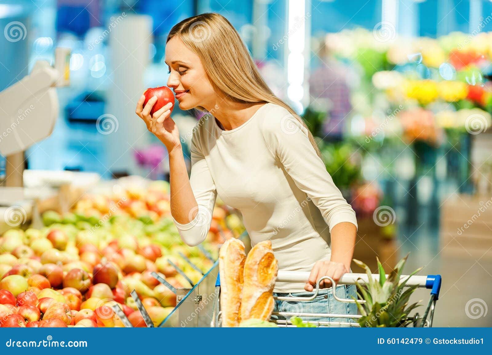 Только самые лучшие фрукты и овощи