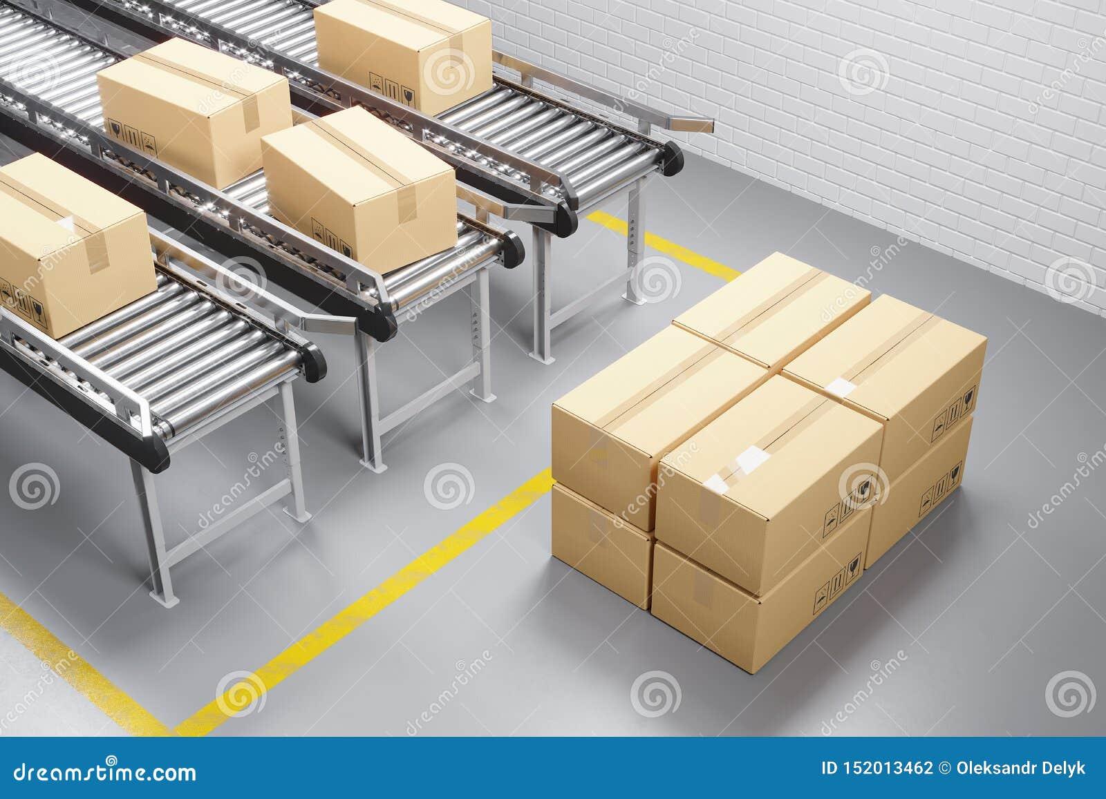 транспортер на складах