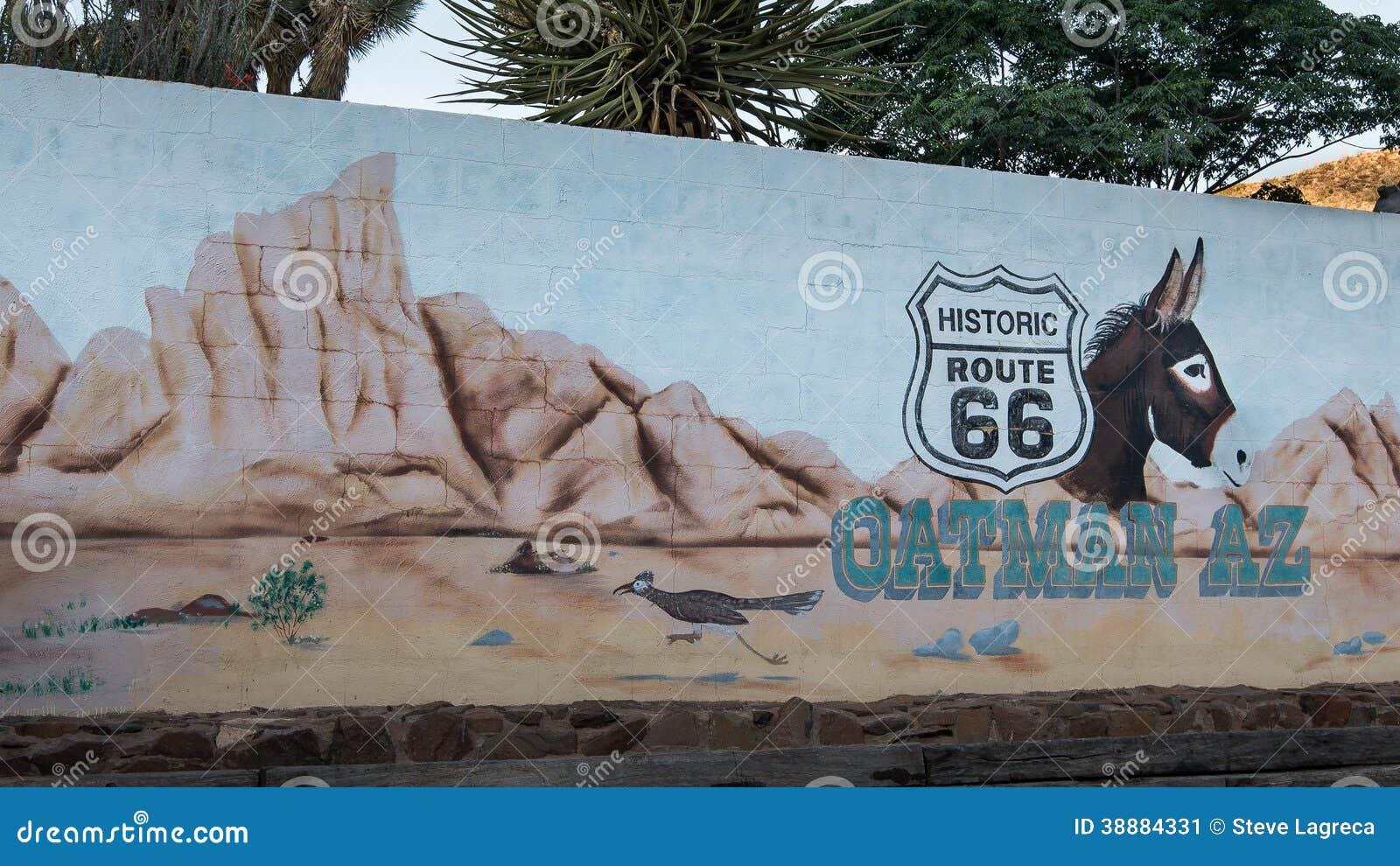 Трасса 66: