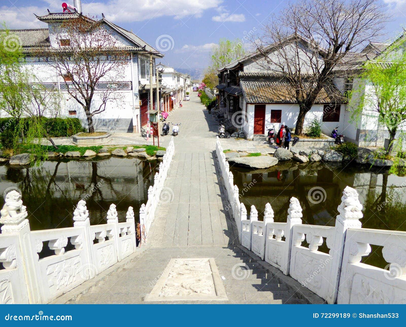 Download Традиционные жилые дома XiZhou Редакционное Стоковое Изображение - изображение насчитывающей снаружи, chou: 72299189