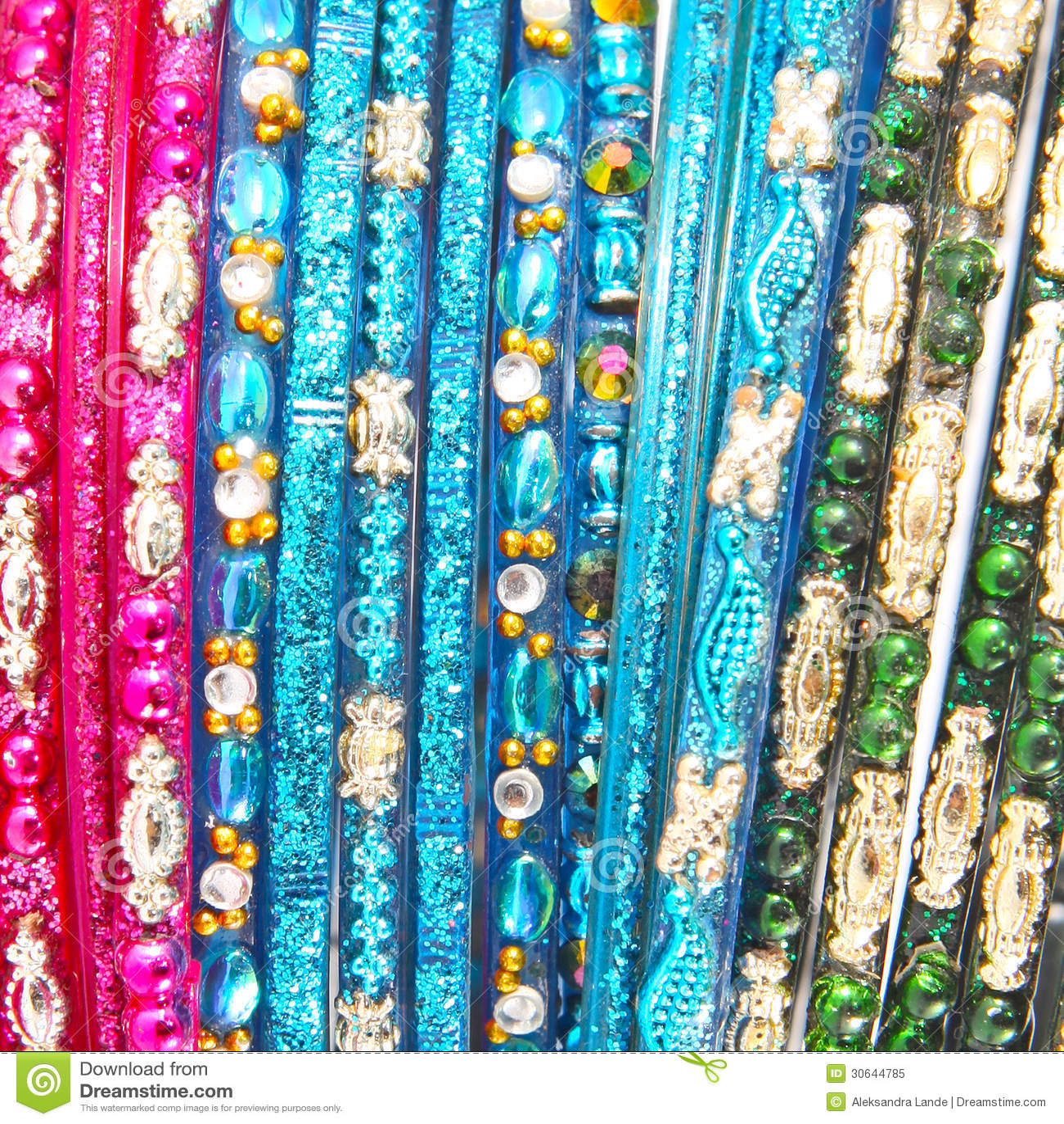 Традиционные индийские bangles