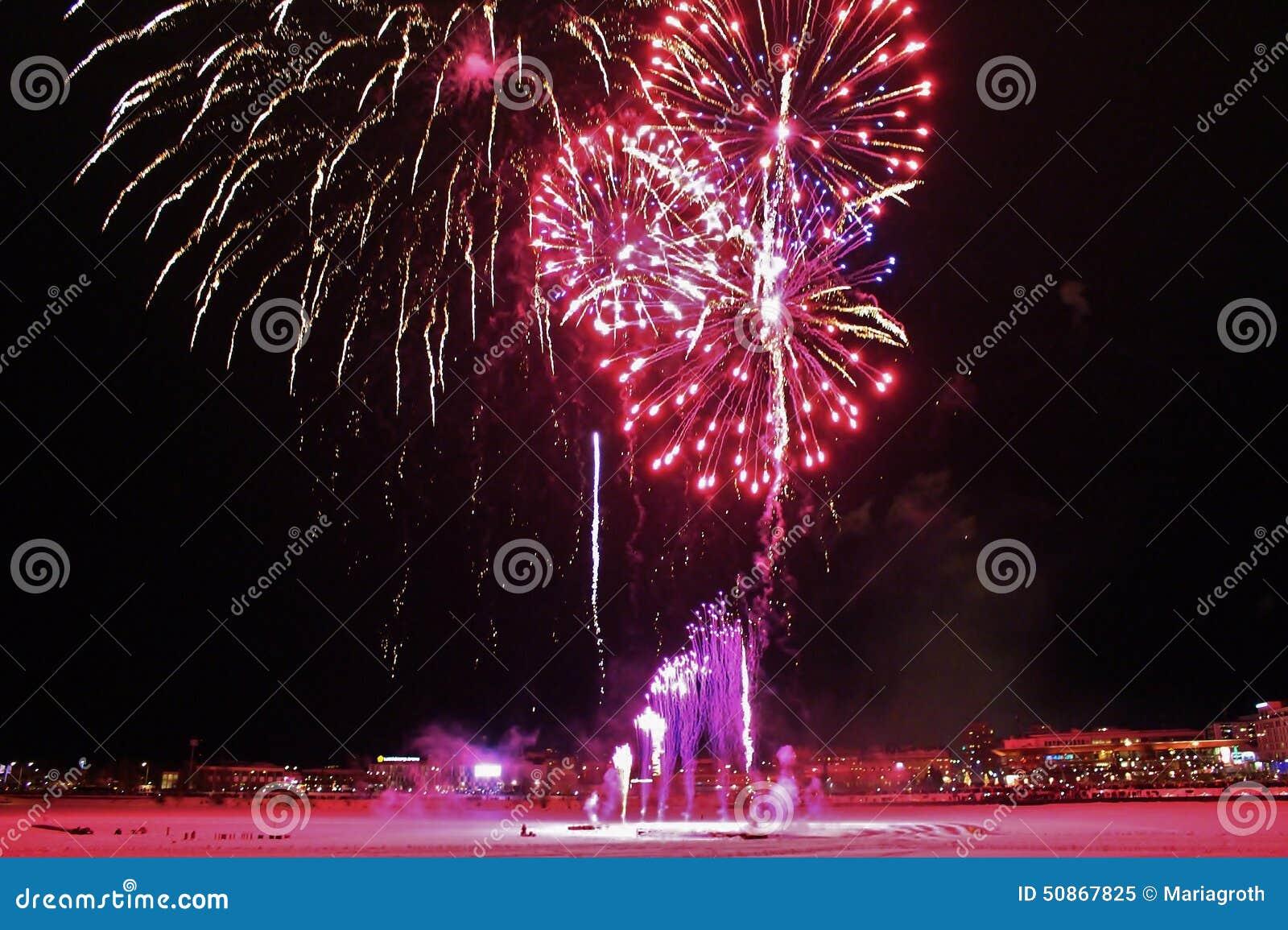 Традиционные торжества Нового Года в LuleÃ¥