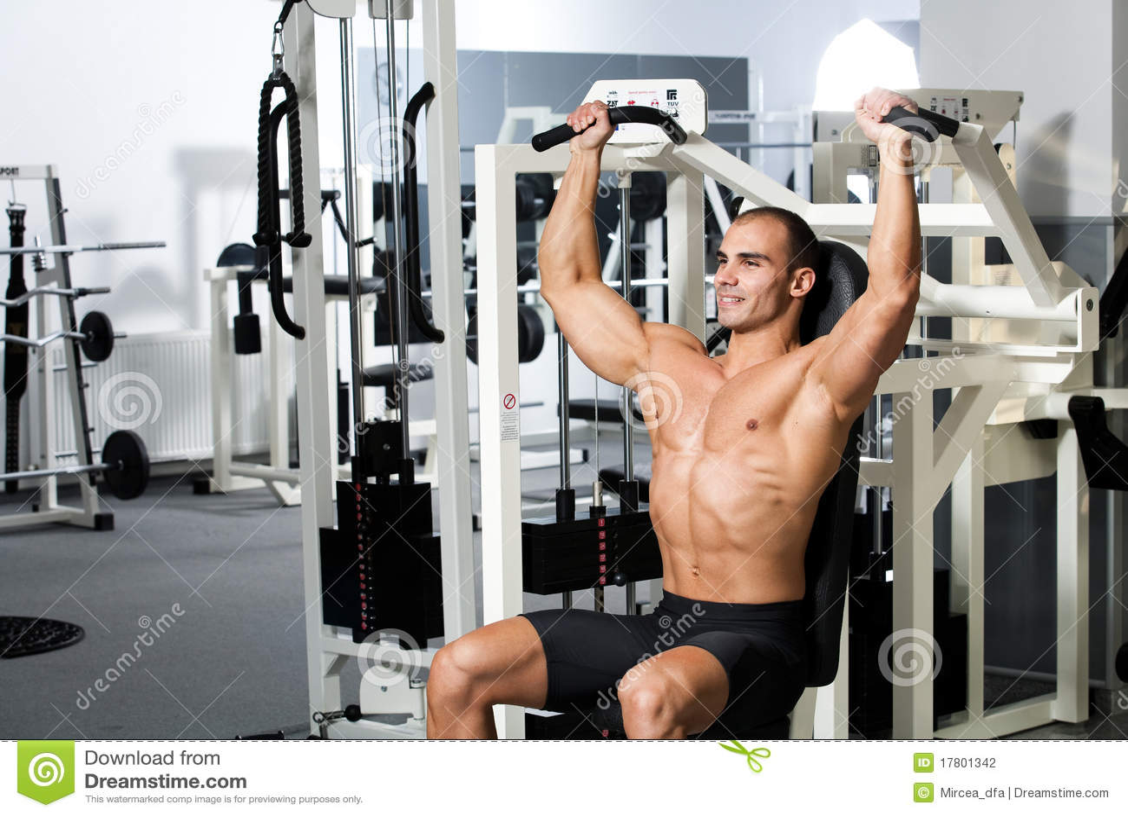 тренировка гимнастики