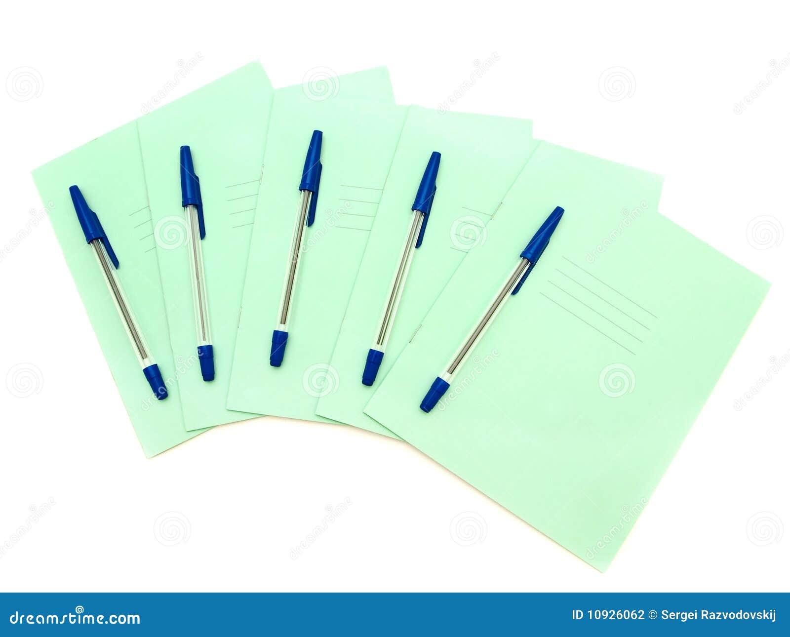 тренировка книг ballpoints
