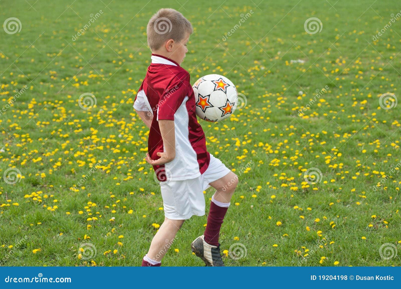 тренировка футбола