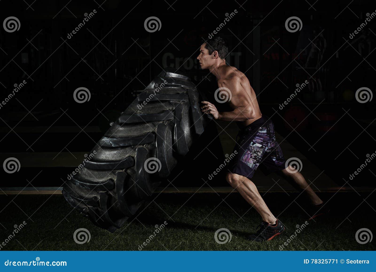 Тренировка CrossFit