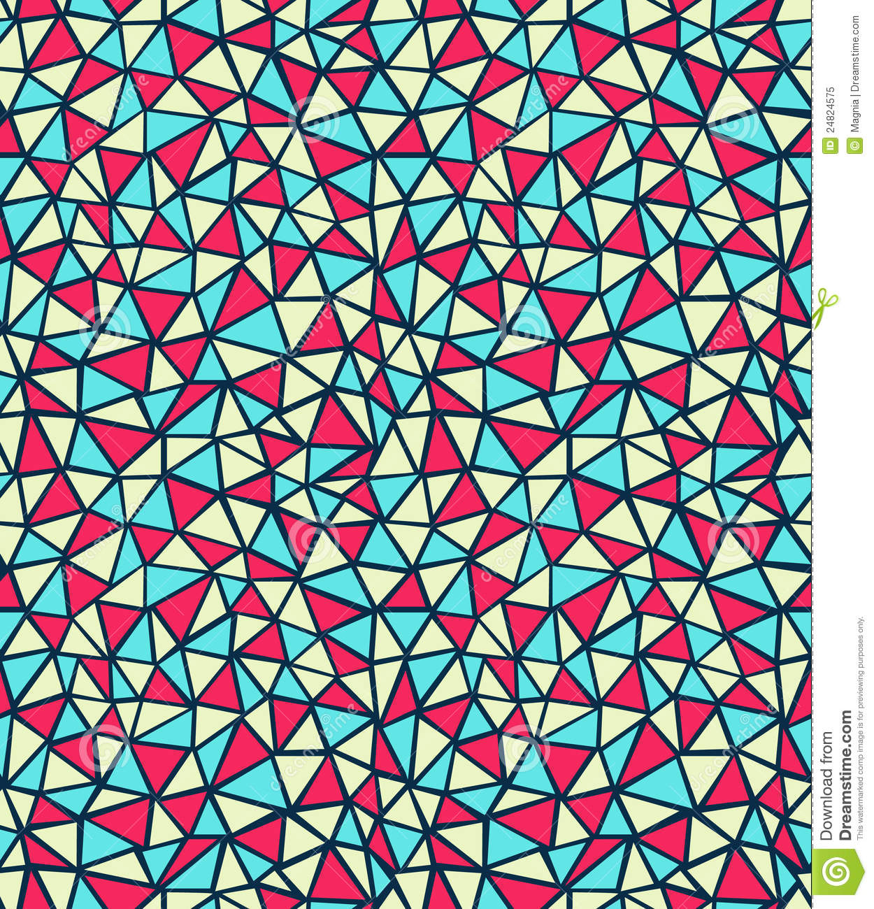 Abstract geometric pattern background Vector  Free Download