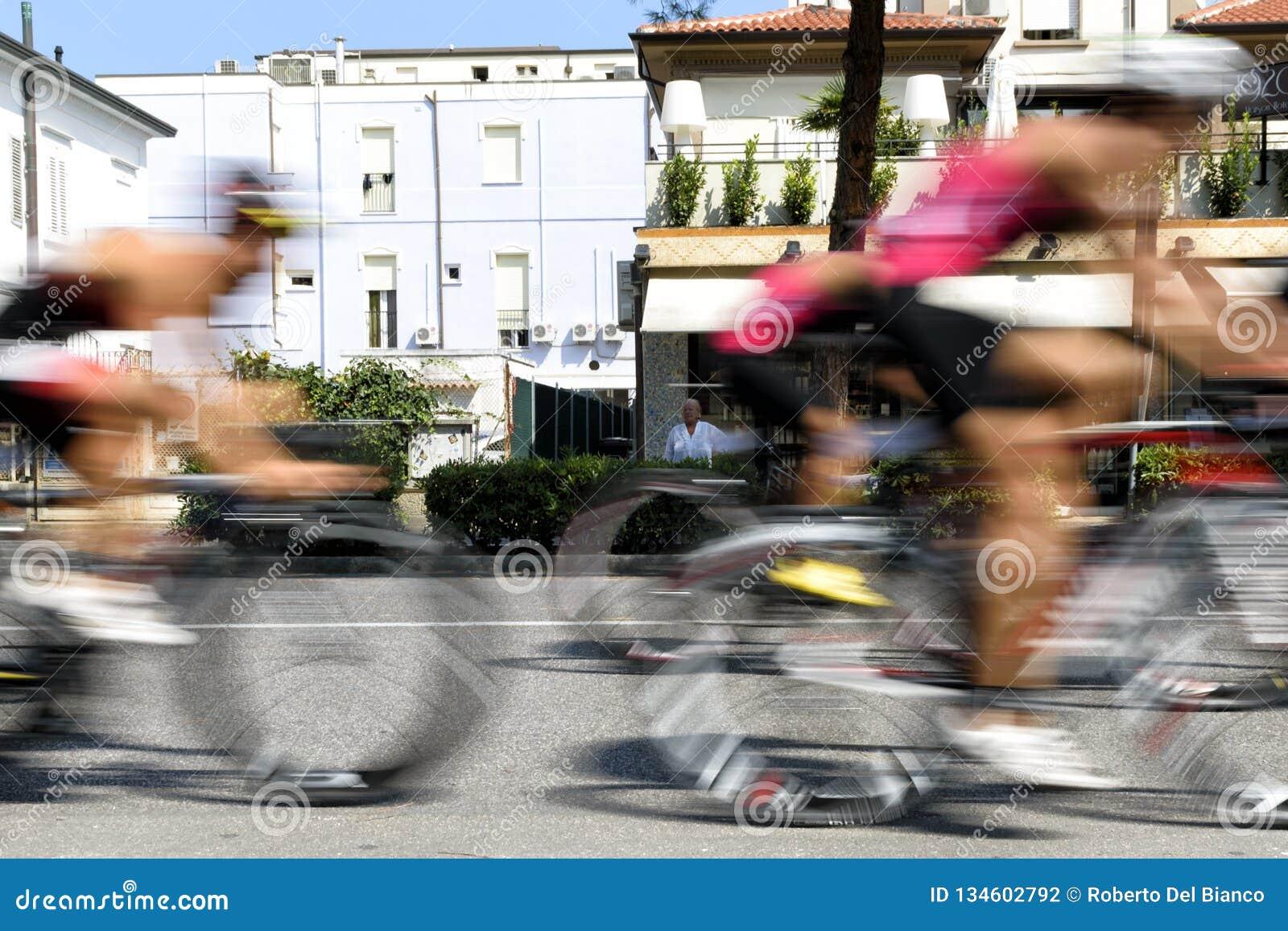 Триатлон Cesenatico 2017