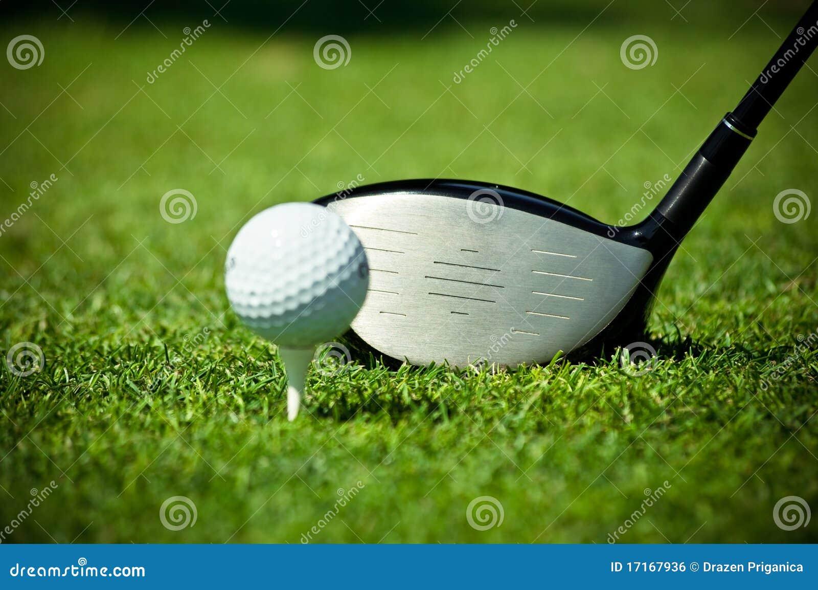 тройник гольфа водителя шарика