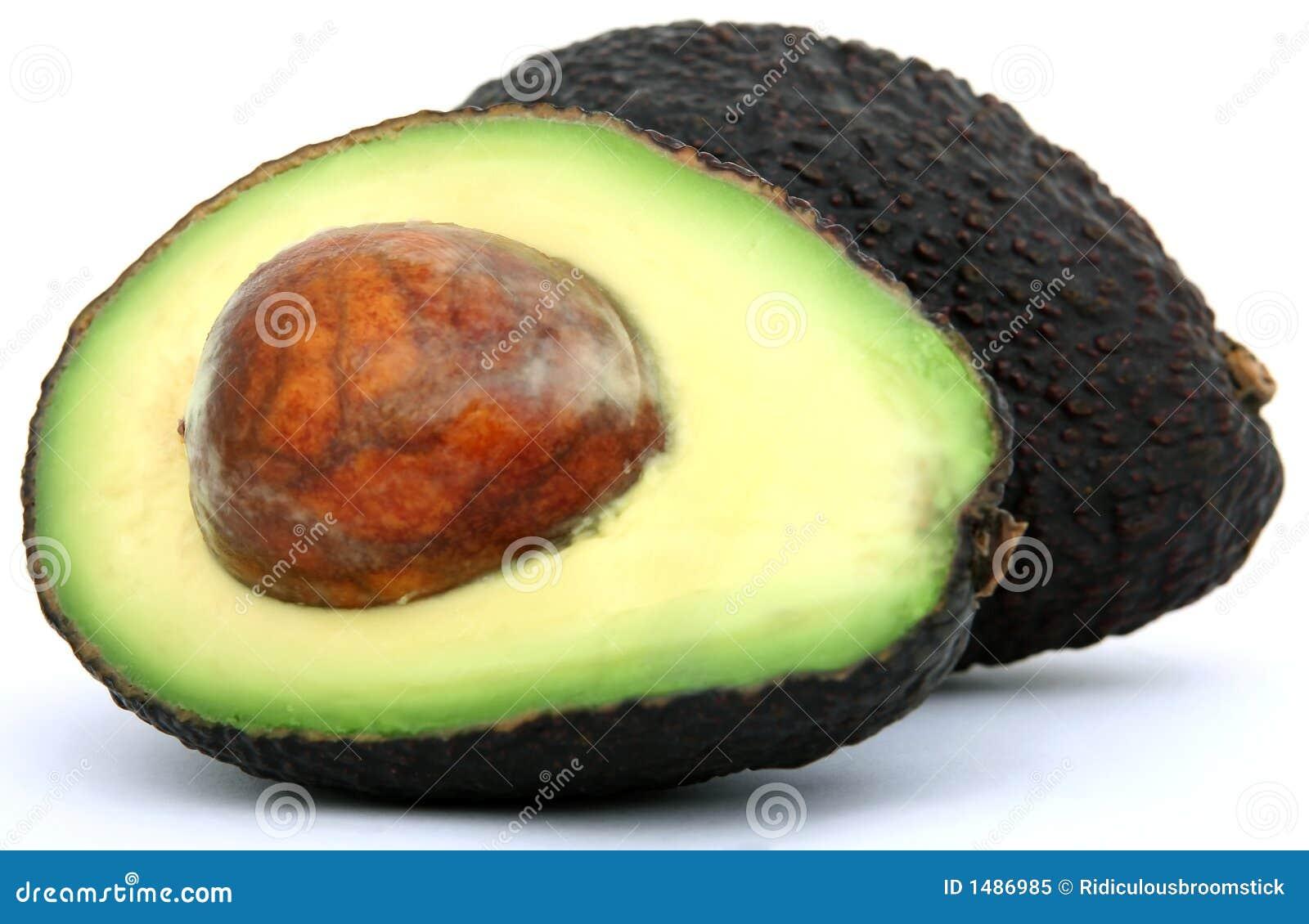 тропическое свежих фруктов еды авокадоа здоровое