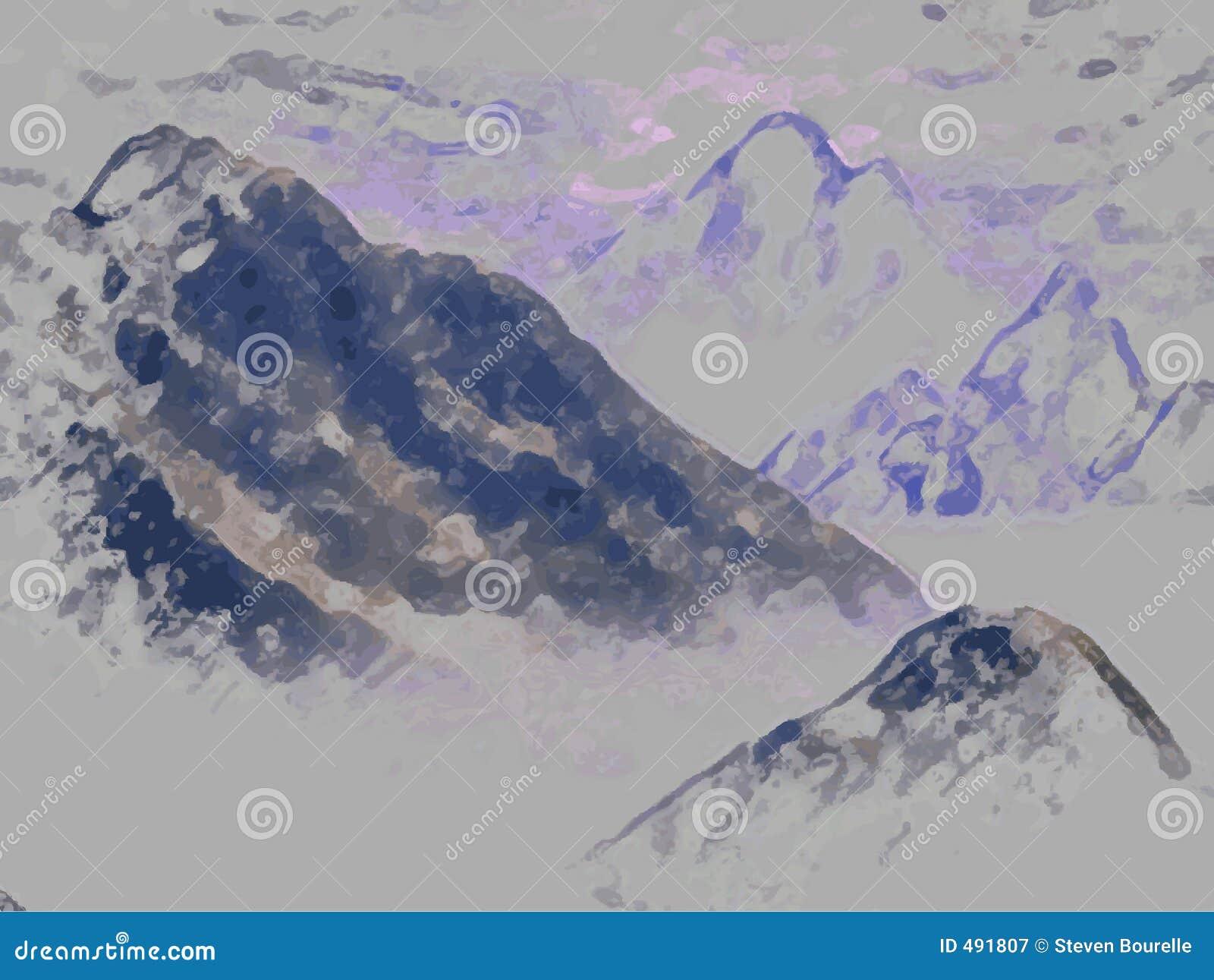 туманнейшие горы