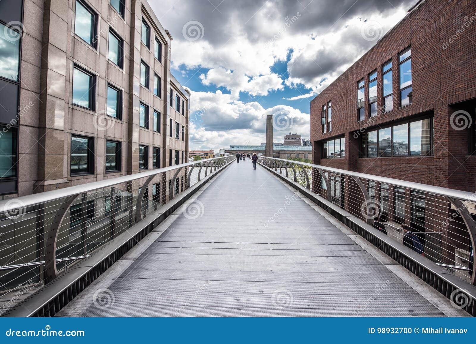тысячелетие london моста