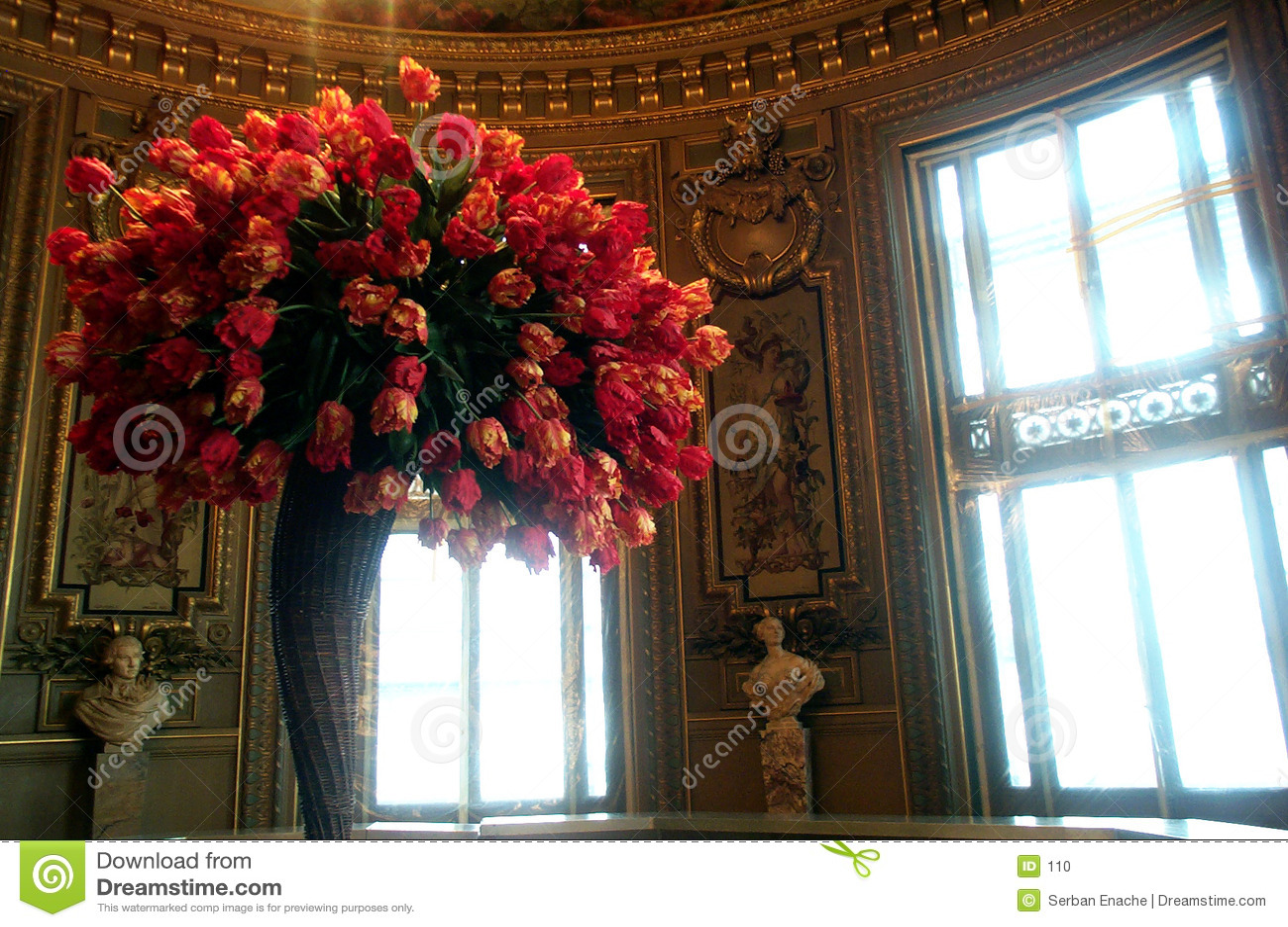 тюльпаны букета