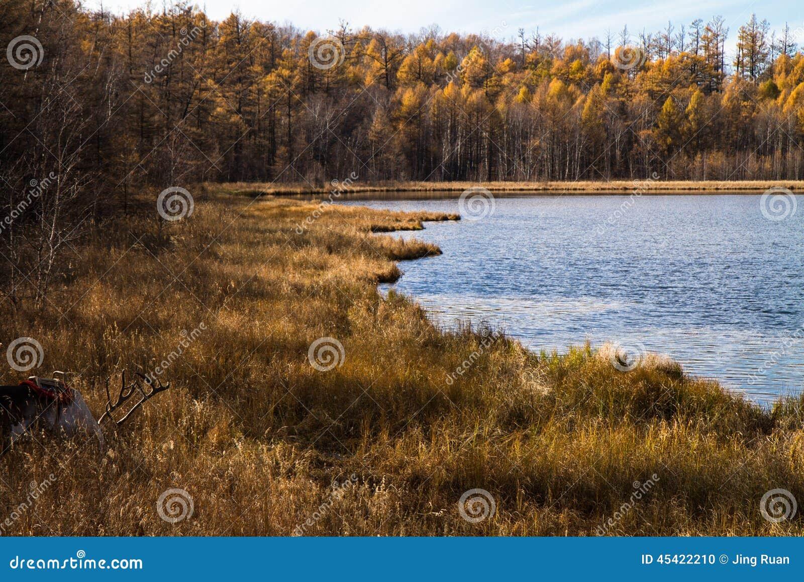 Угол озера рая на Arshaan