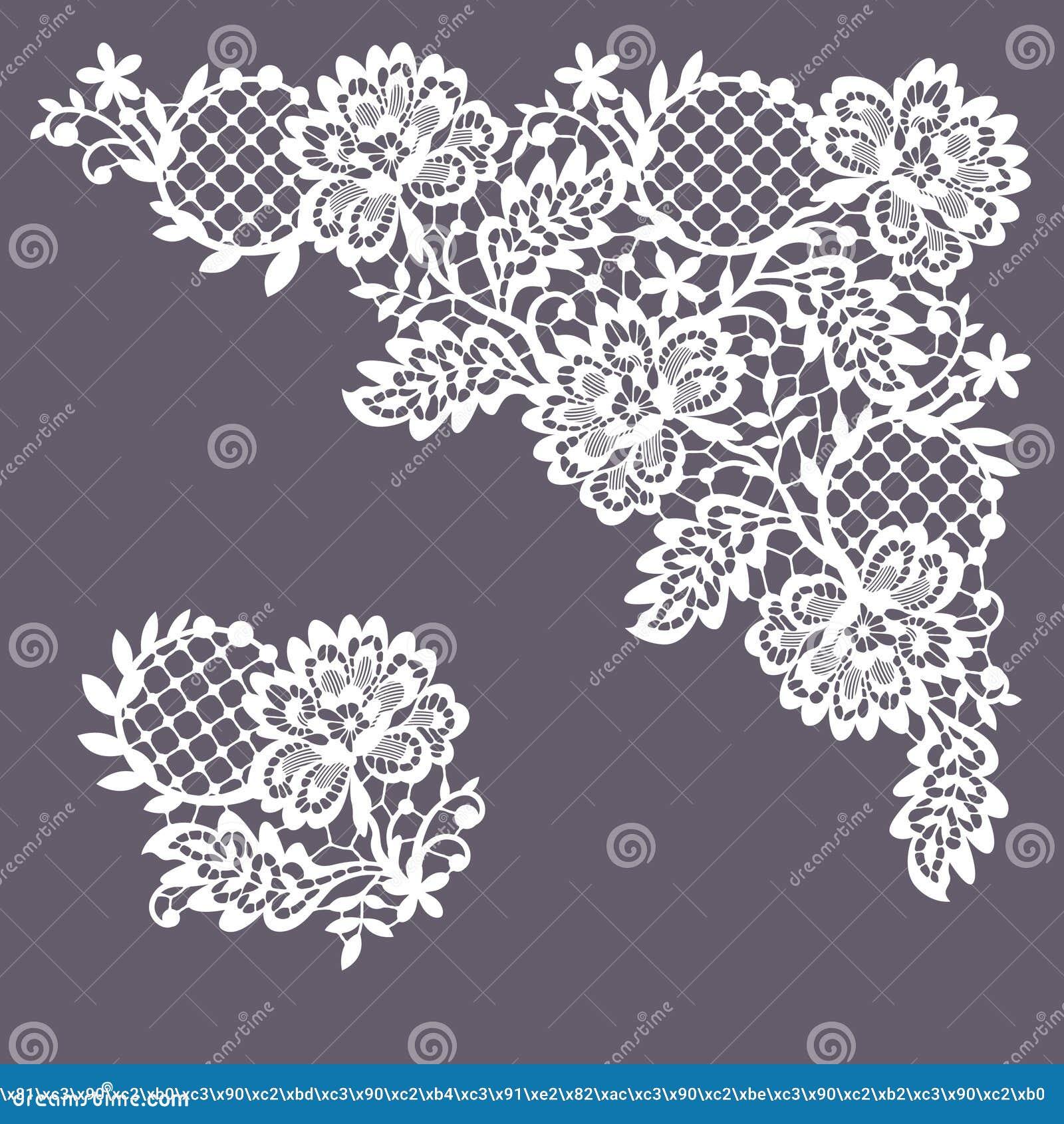 Угол шнурка вал иллюстрации зажима цветения искусства