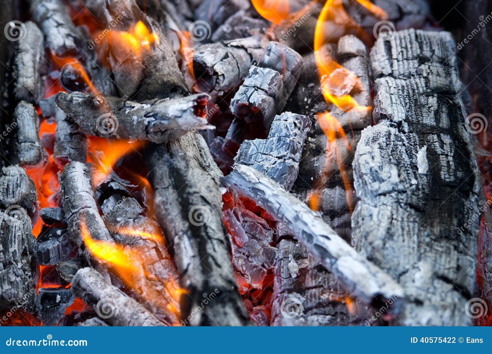 Угли и огонь