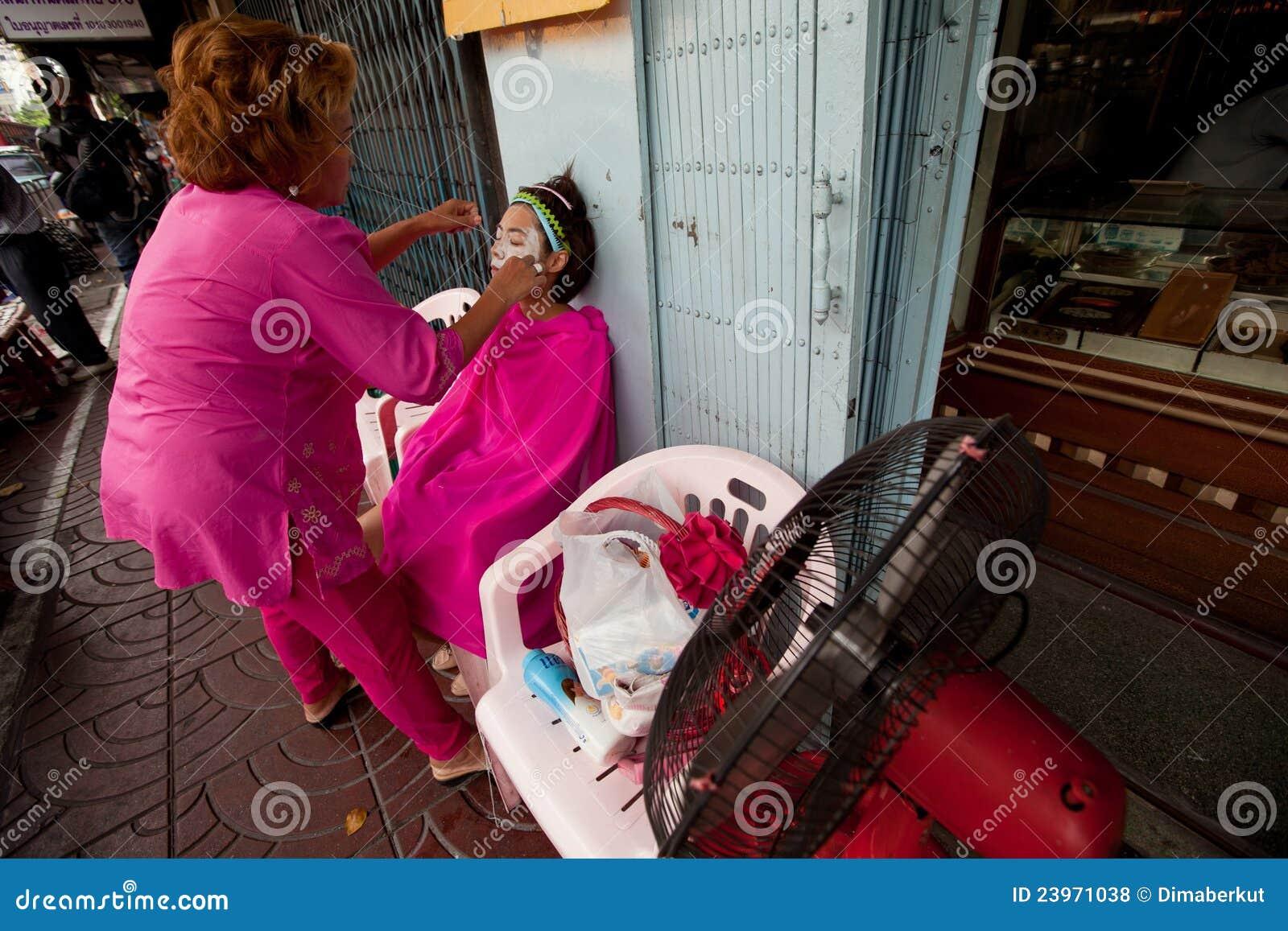 удаление волос bangkok chinatown