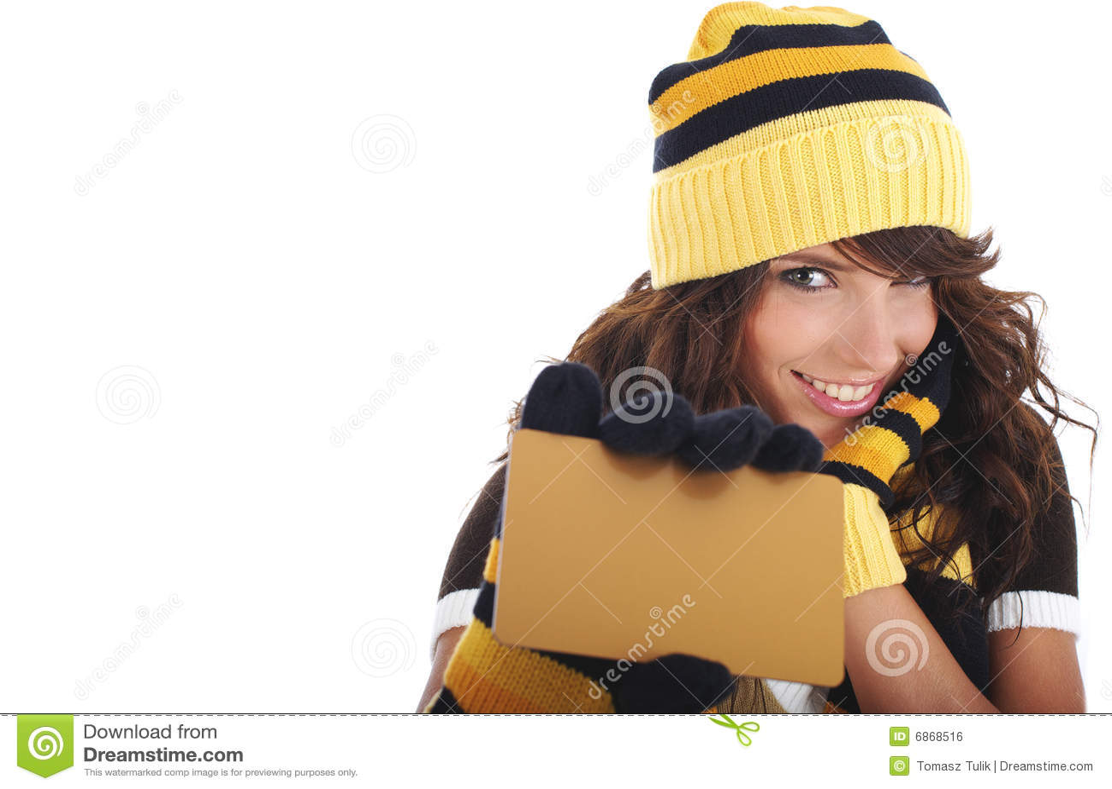 удерживание золота девушки кредита карточки