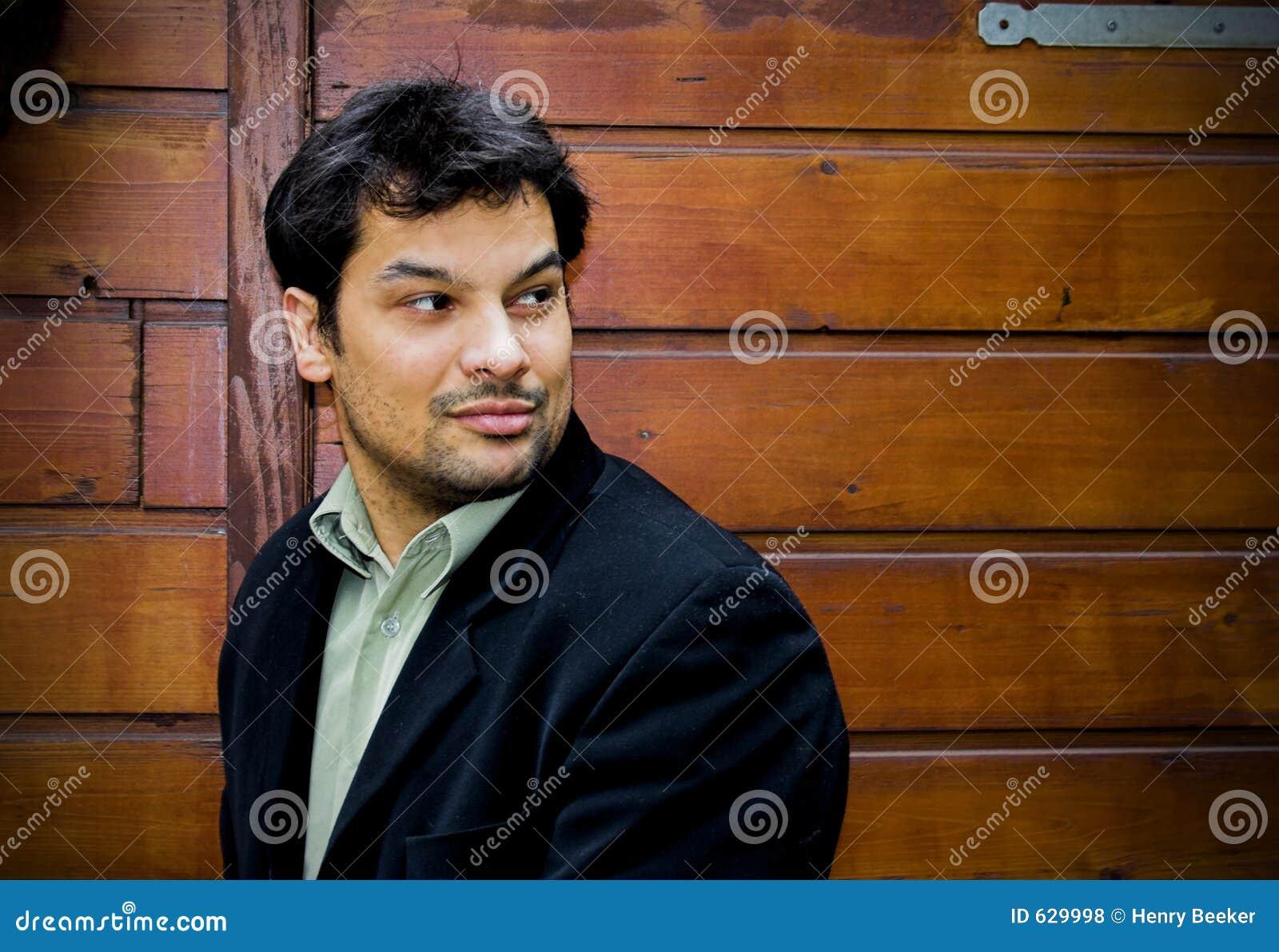 Download укомплектуйте личным составом портрет Стоковое Фото - изображение насчитывающей черный, closeup: 629998