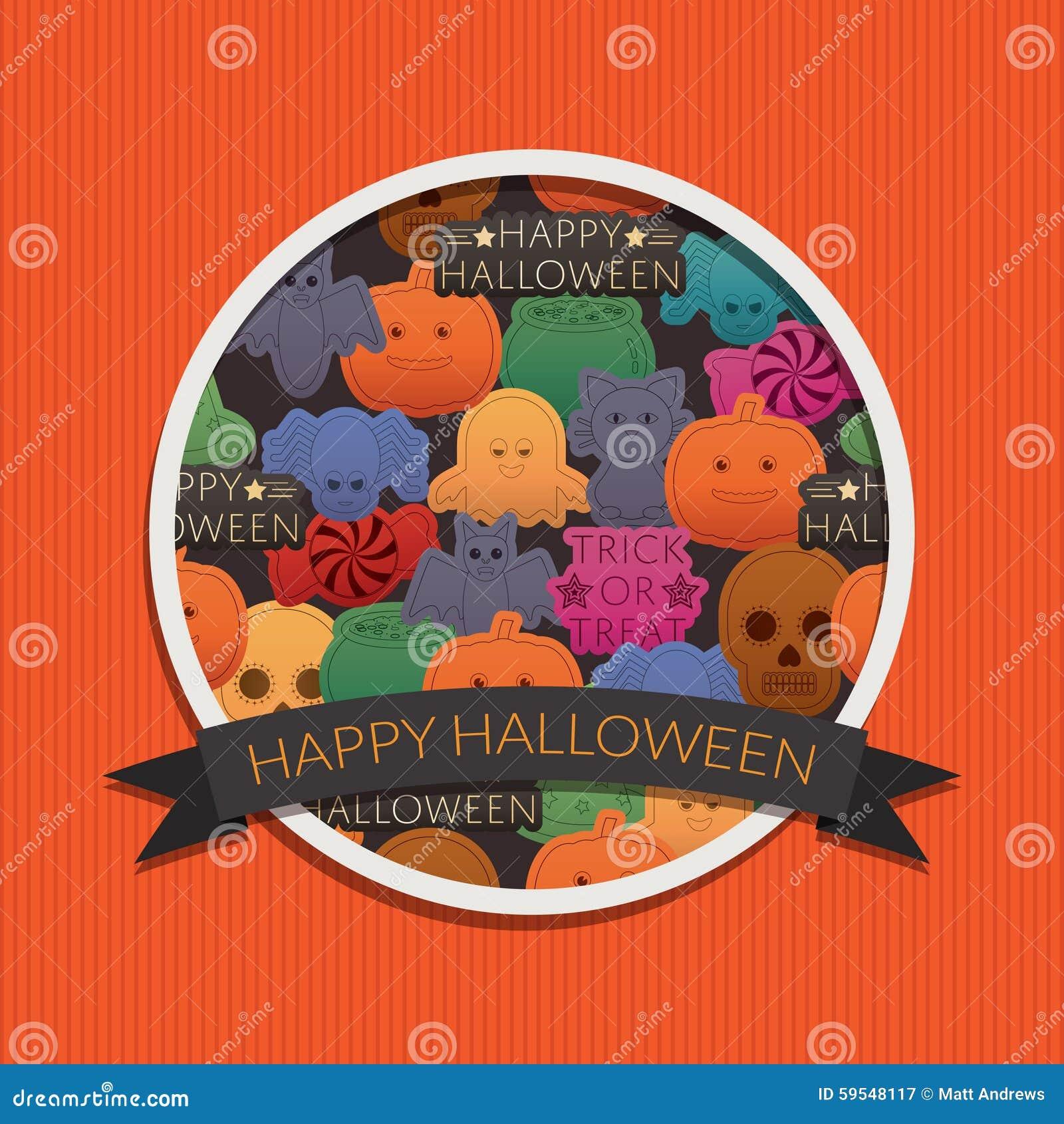 украшение halloween