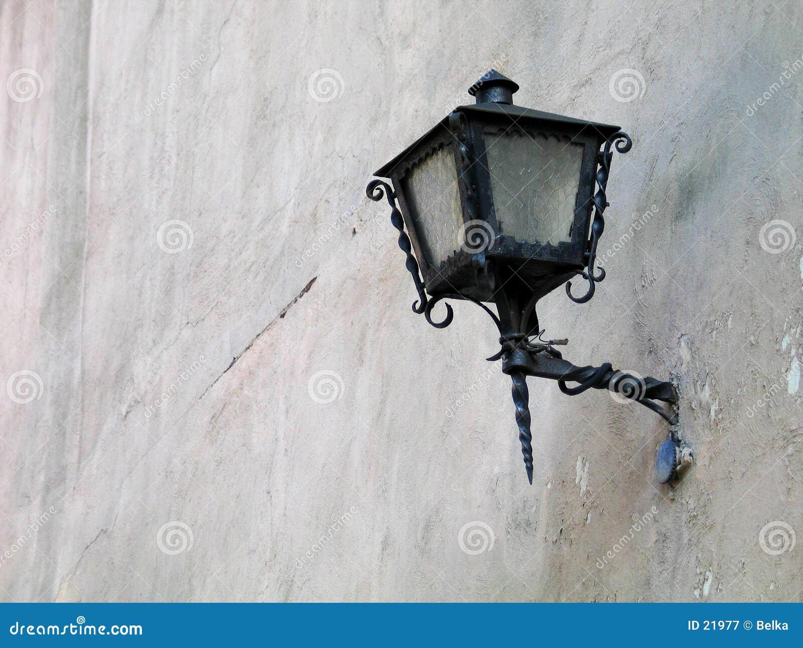 улица светильника