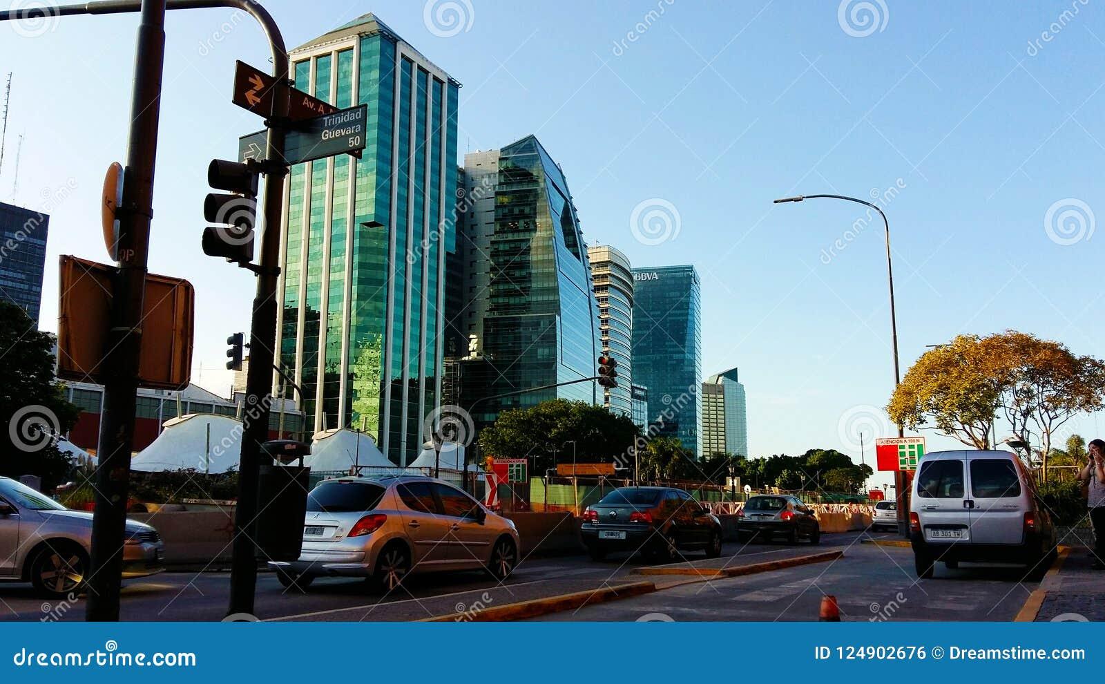 Улицы Буэноса-Айрес
