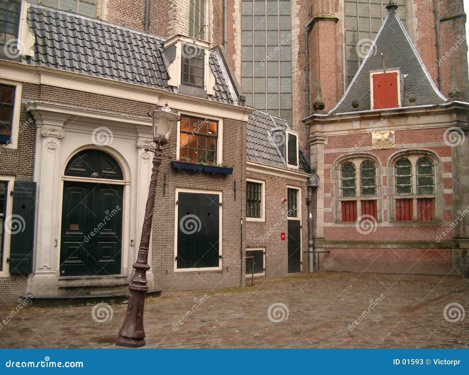 улицы amsterdam