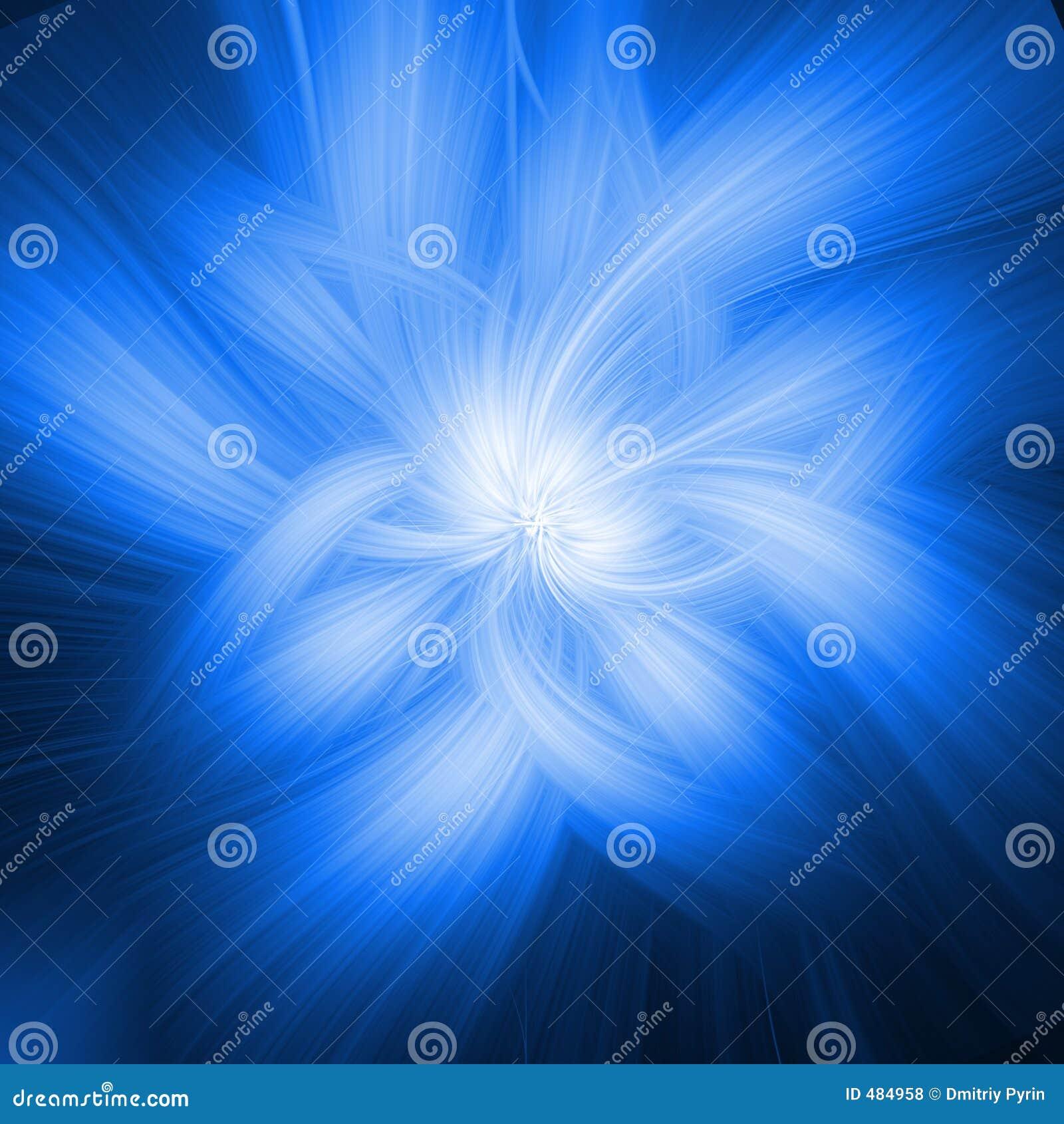 ультрафиолетовый луч звезды
