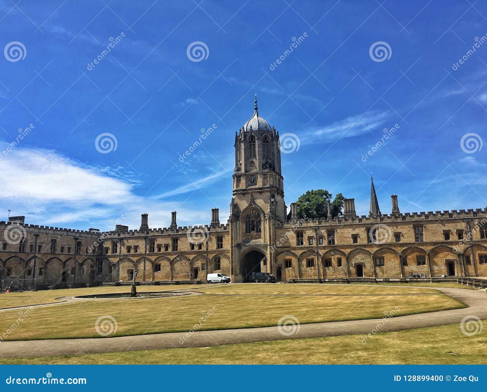 Университет Оксфорда