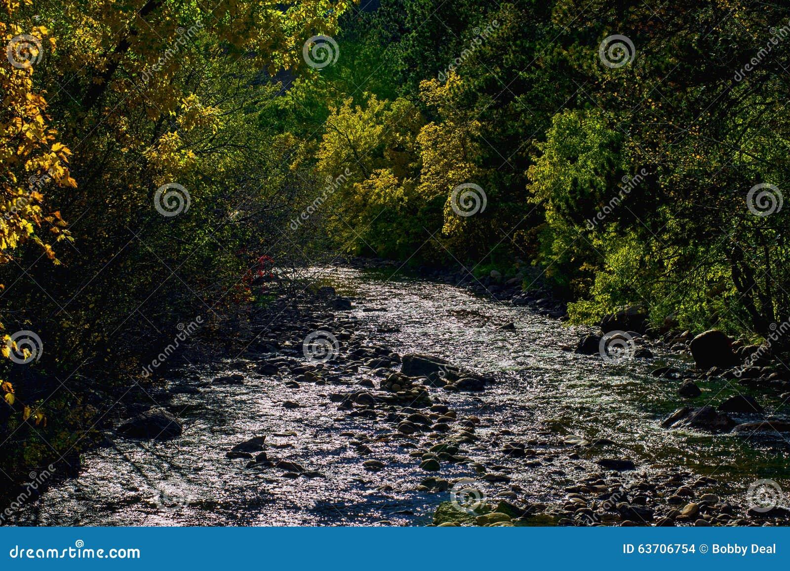 Унылое река