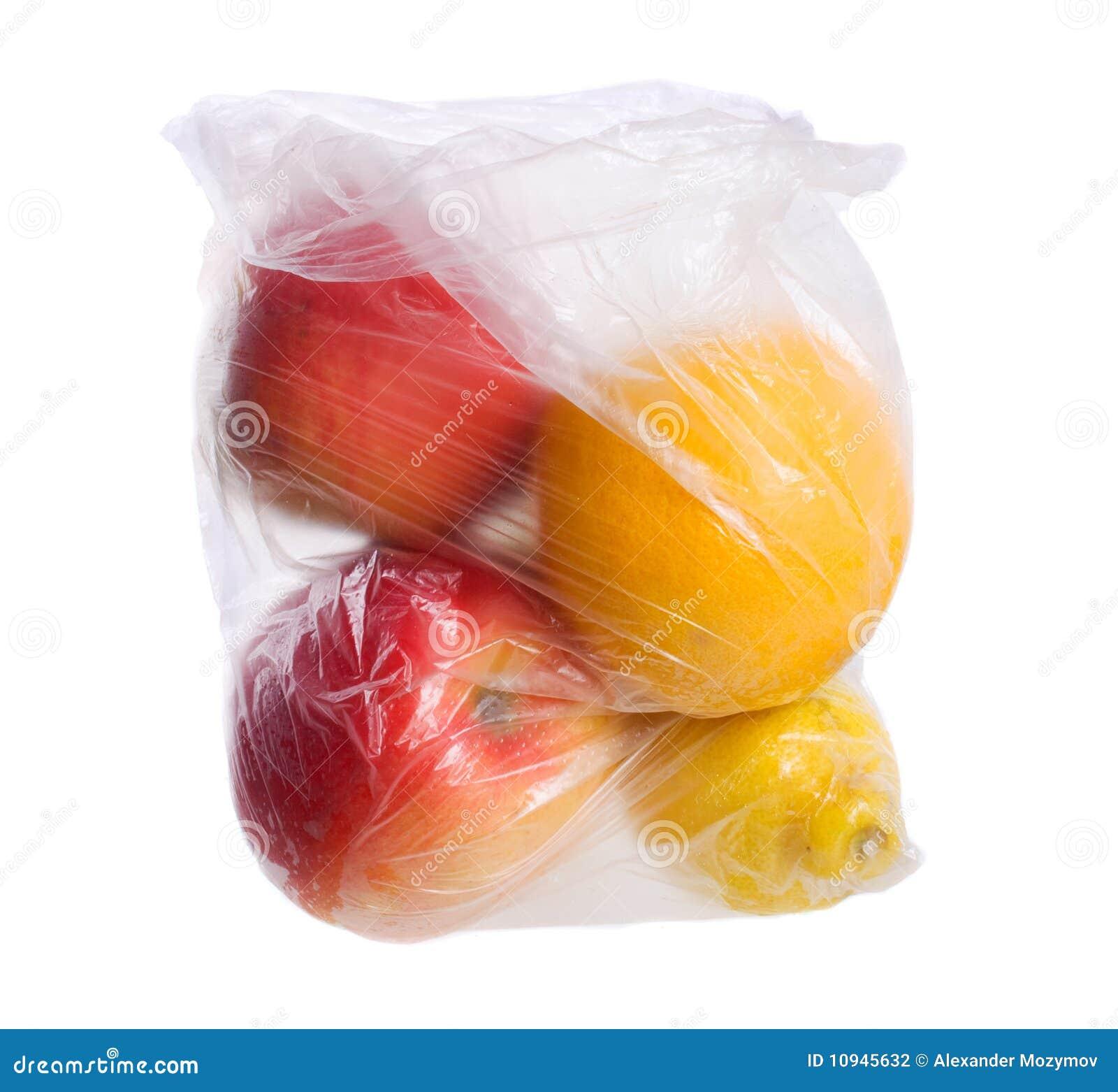 упакованный плодоовощ
