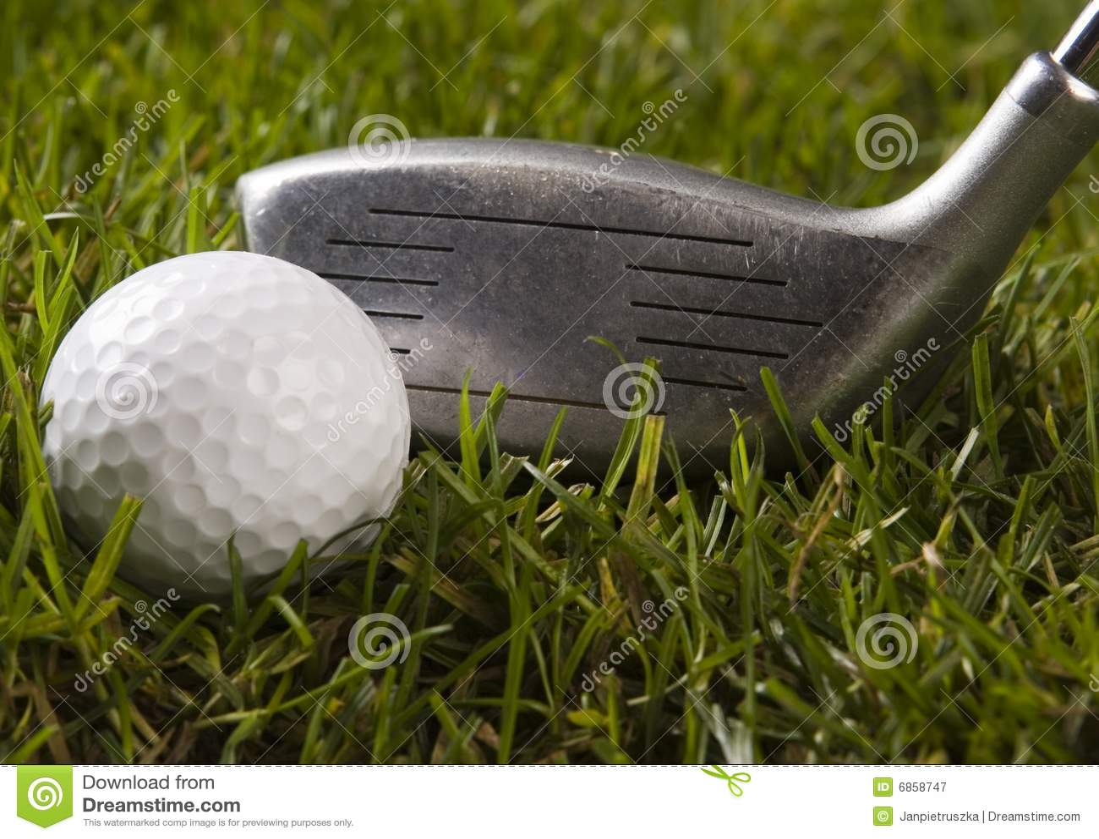 управляйте гольфом