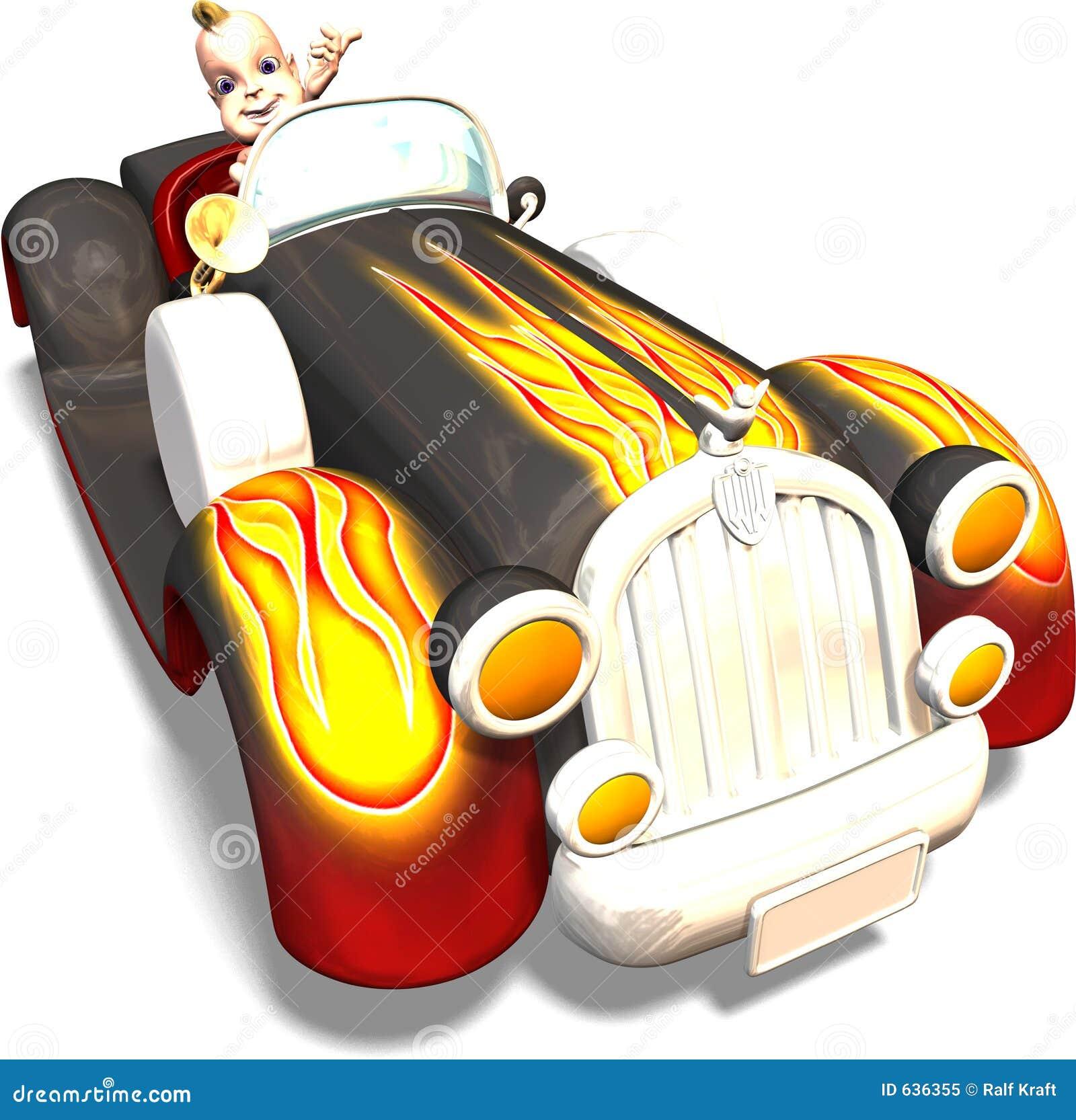 Download управлять малолитражного автомобиля Иллюстрация штока - иллюстрации насчитывающей locke, молодо: 636355