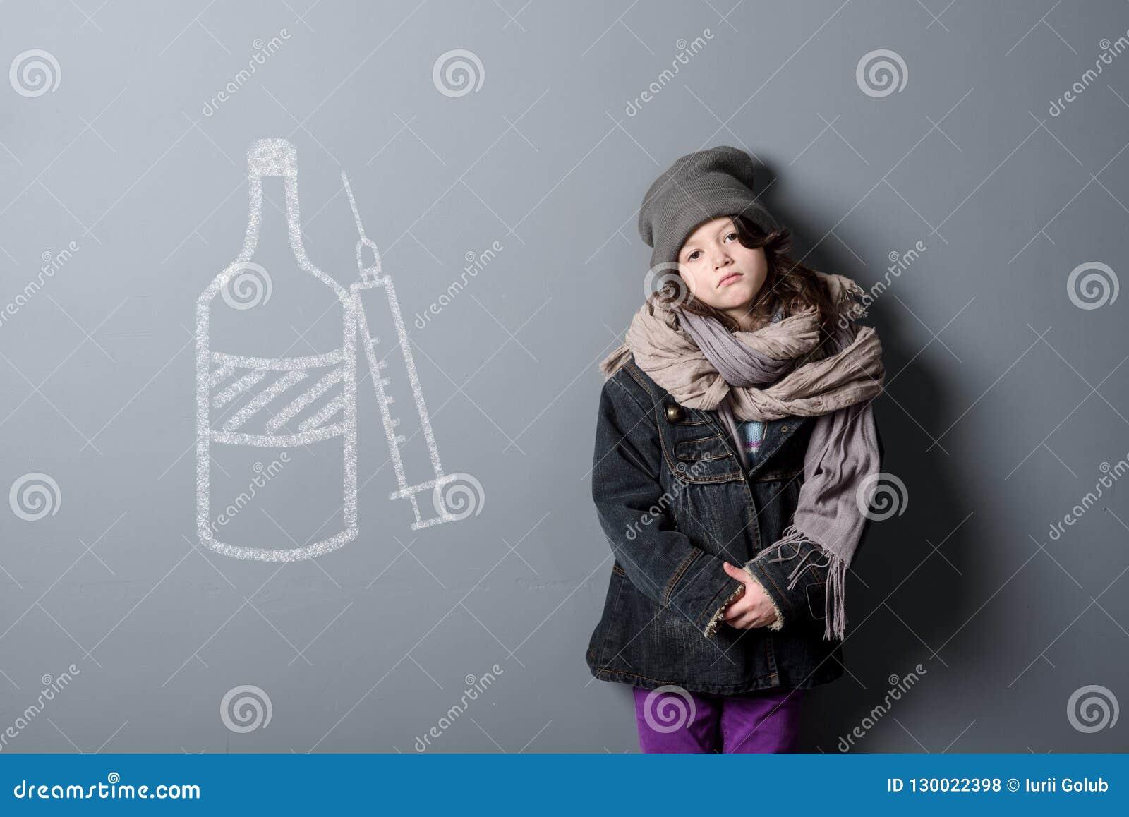 Упущенные ребенк и лекарства