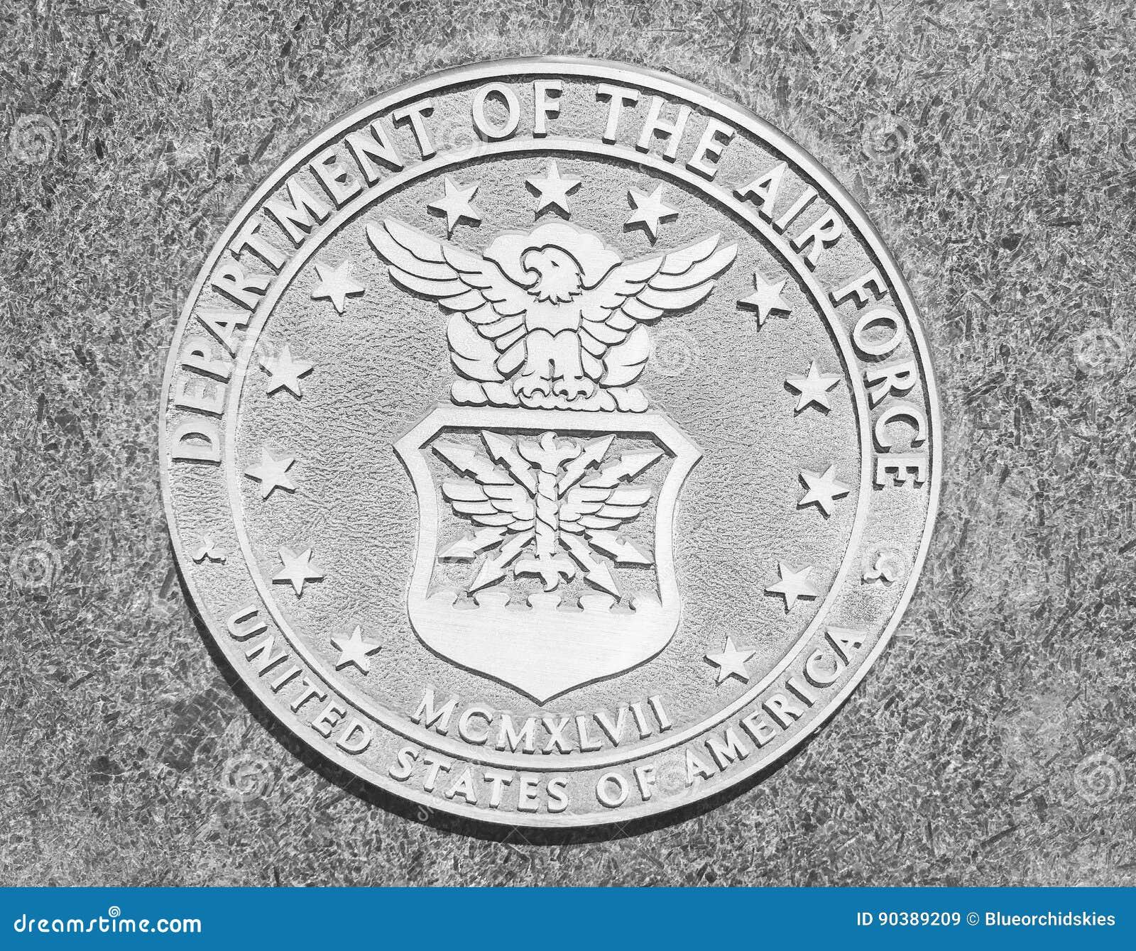 Уплотнение камня США министерства военно-воздушных сил