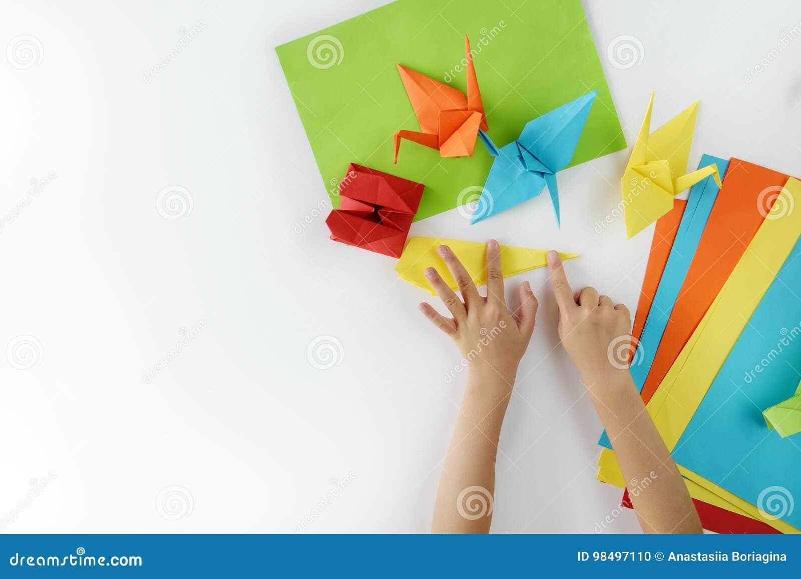 Урок origami