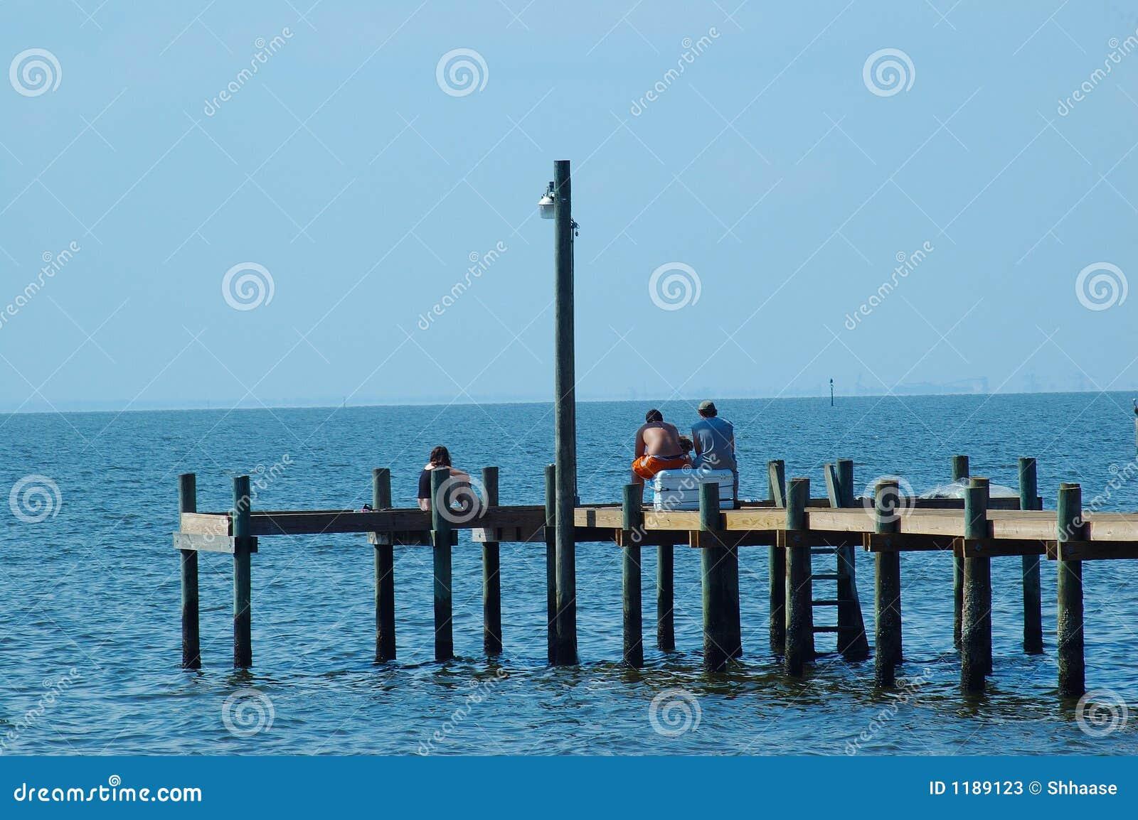 усаживание стыковки залива