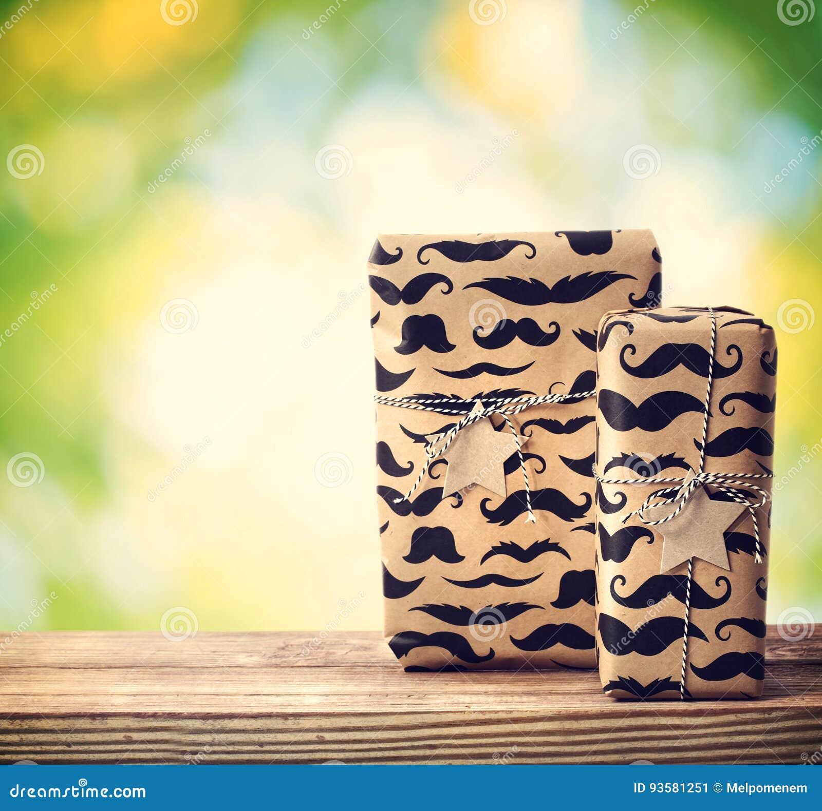 Усик pattered подарочные коробки