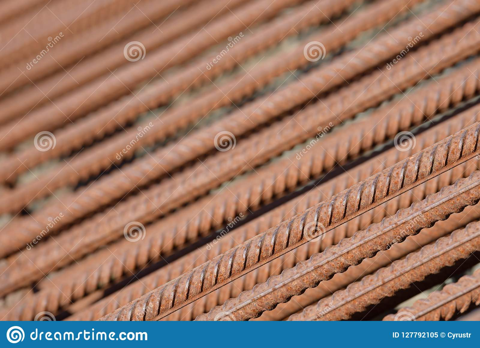 Усиливать предпосылку стального прута, арматура для конкретного строительства Armature металла Усиливать стальные пруты для строя