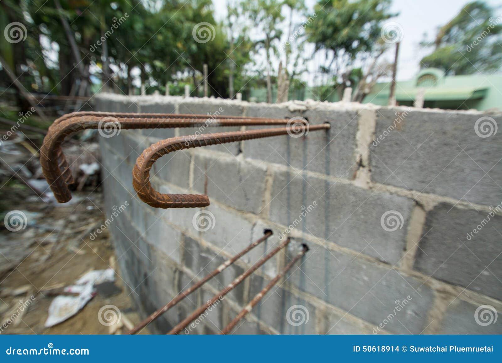 Усиливать стальные пруты в бетоне