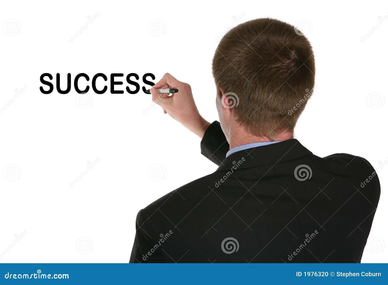 успех