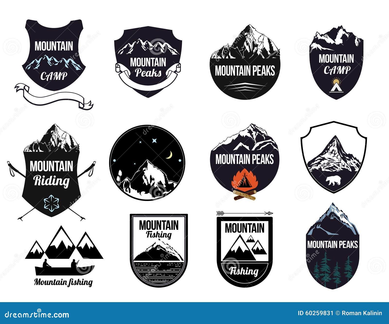 Creative Vintage Logo  Label Design  concurso Design de
