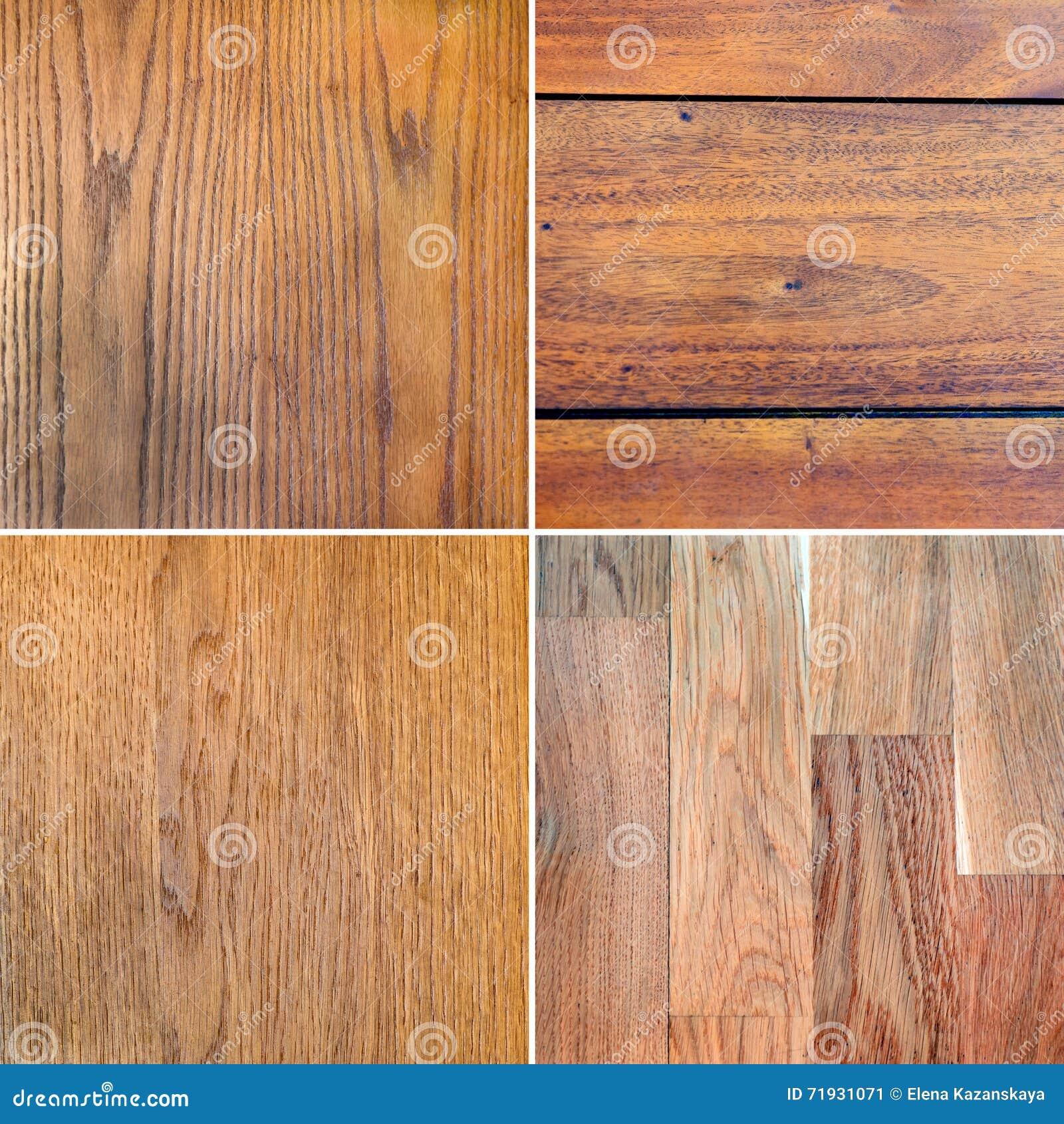 установите текстуры деревянным
