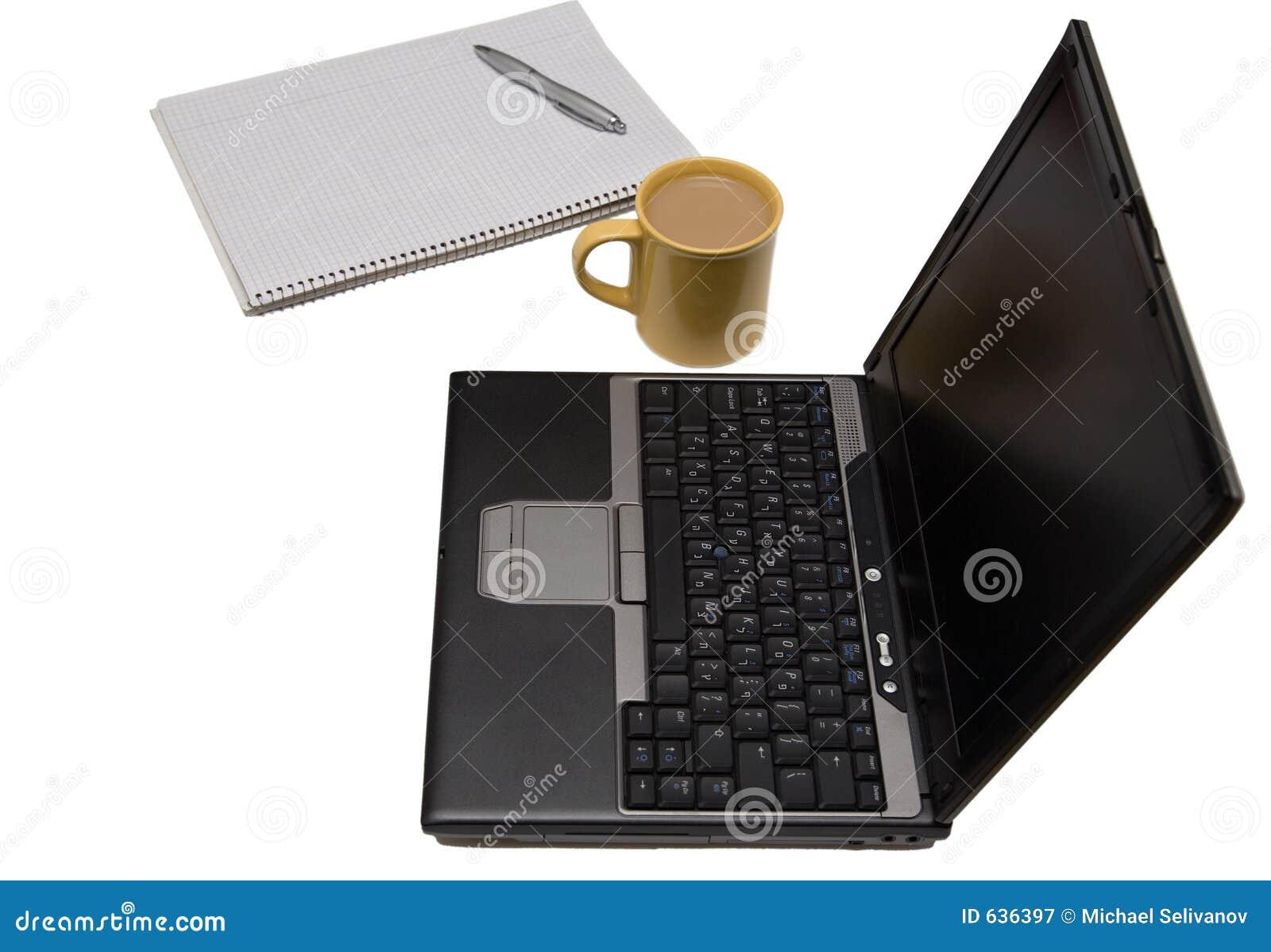 Download установка домашнего офиса стоковое изображение. изображение насчитывающей почта - 636397